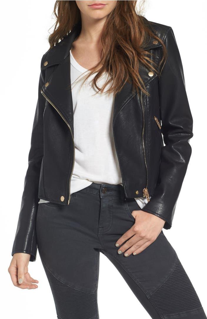 BLANKNYC Life Changer Moto Jacket | Nordstrom