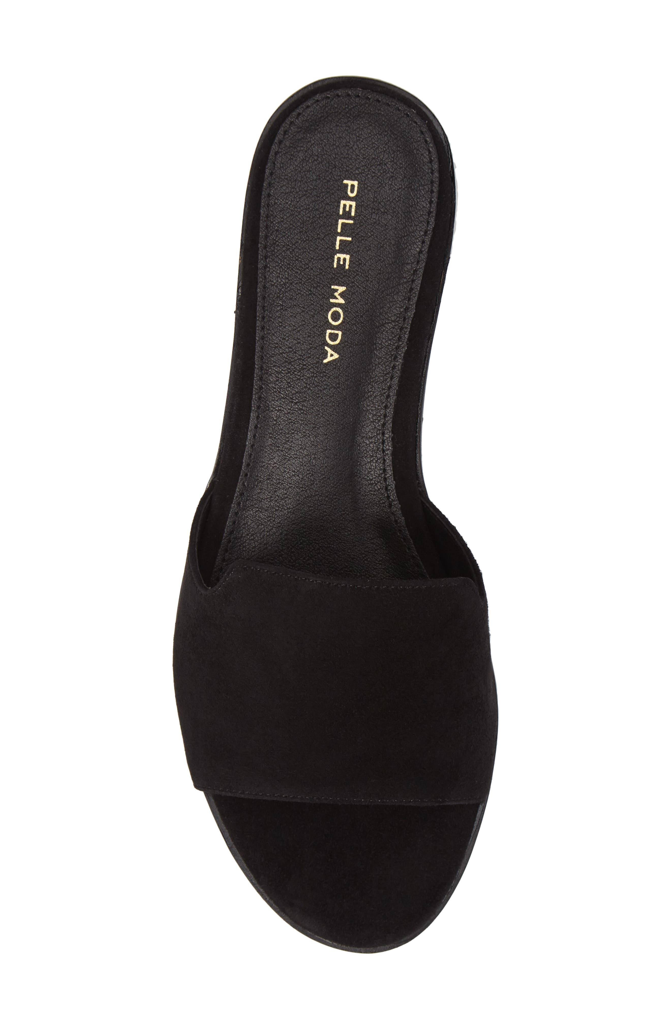 Alternate Image 5  - Pelle Moda Hailey Slide Sandal (Women)