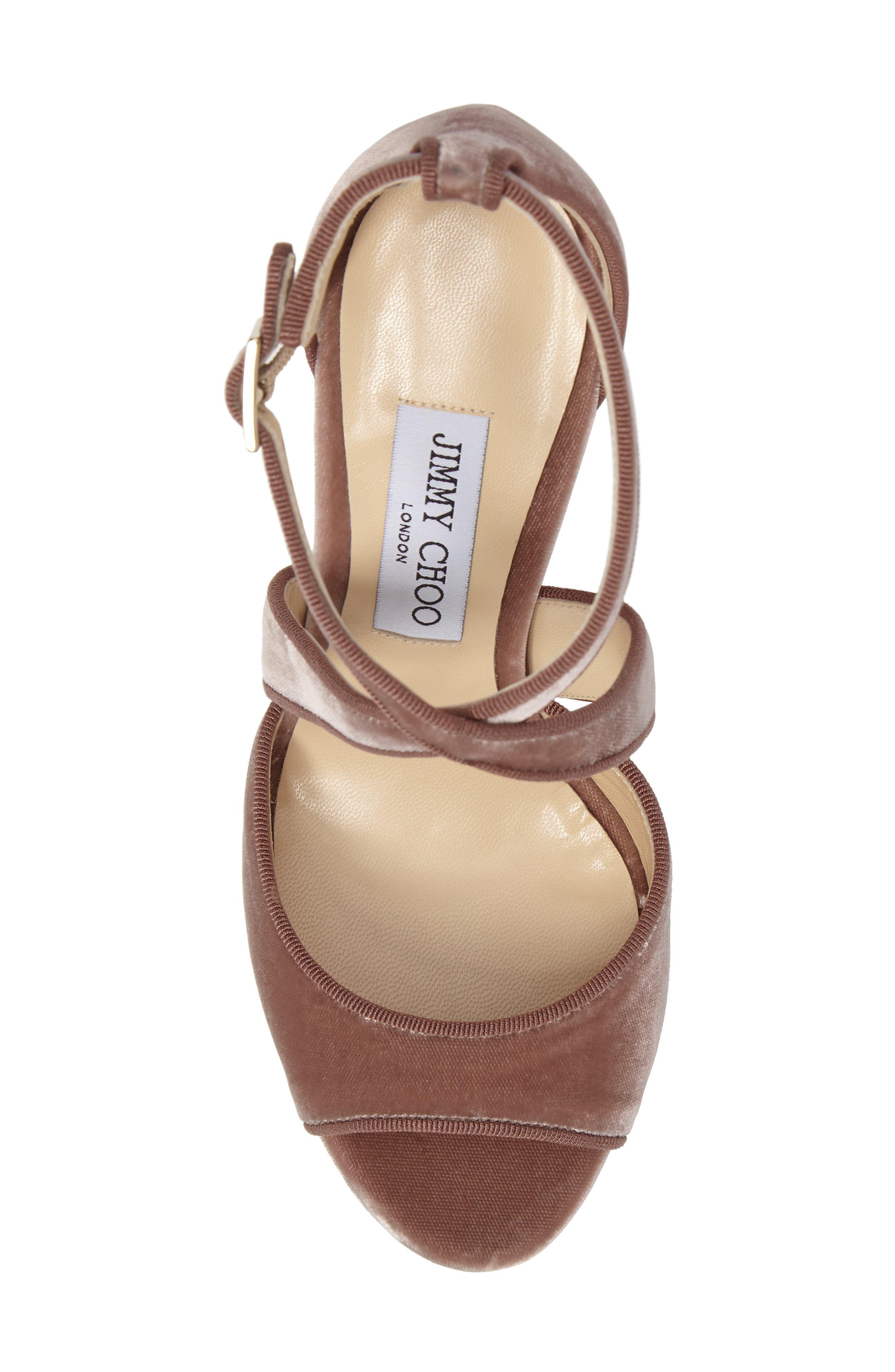 Alternate Image 5  - Jimmy Choo April Platform Sandal (Women)