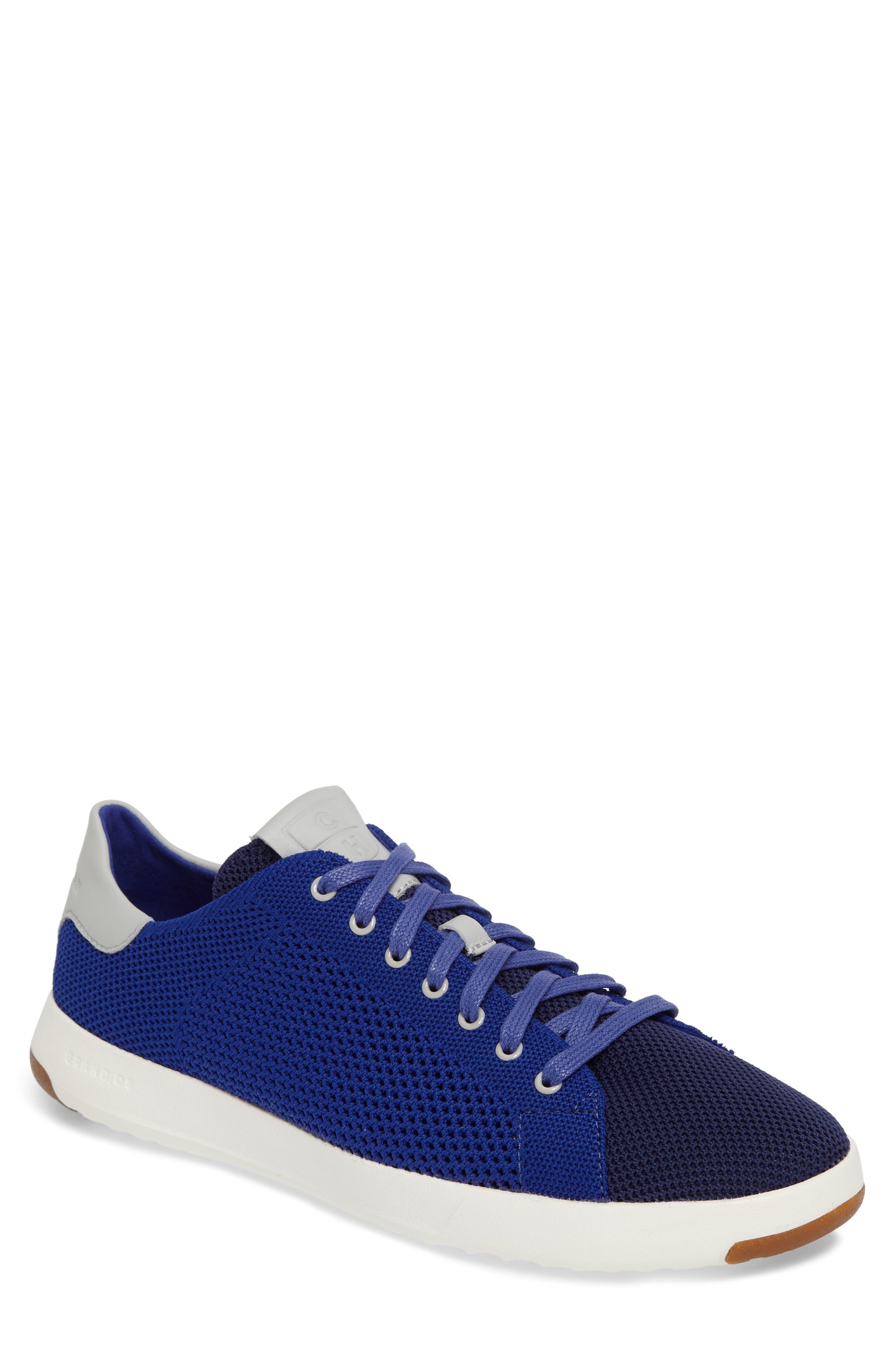Cole Haan GrandPrø Woven Tennis Sneaker (Men)