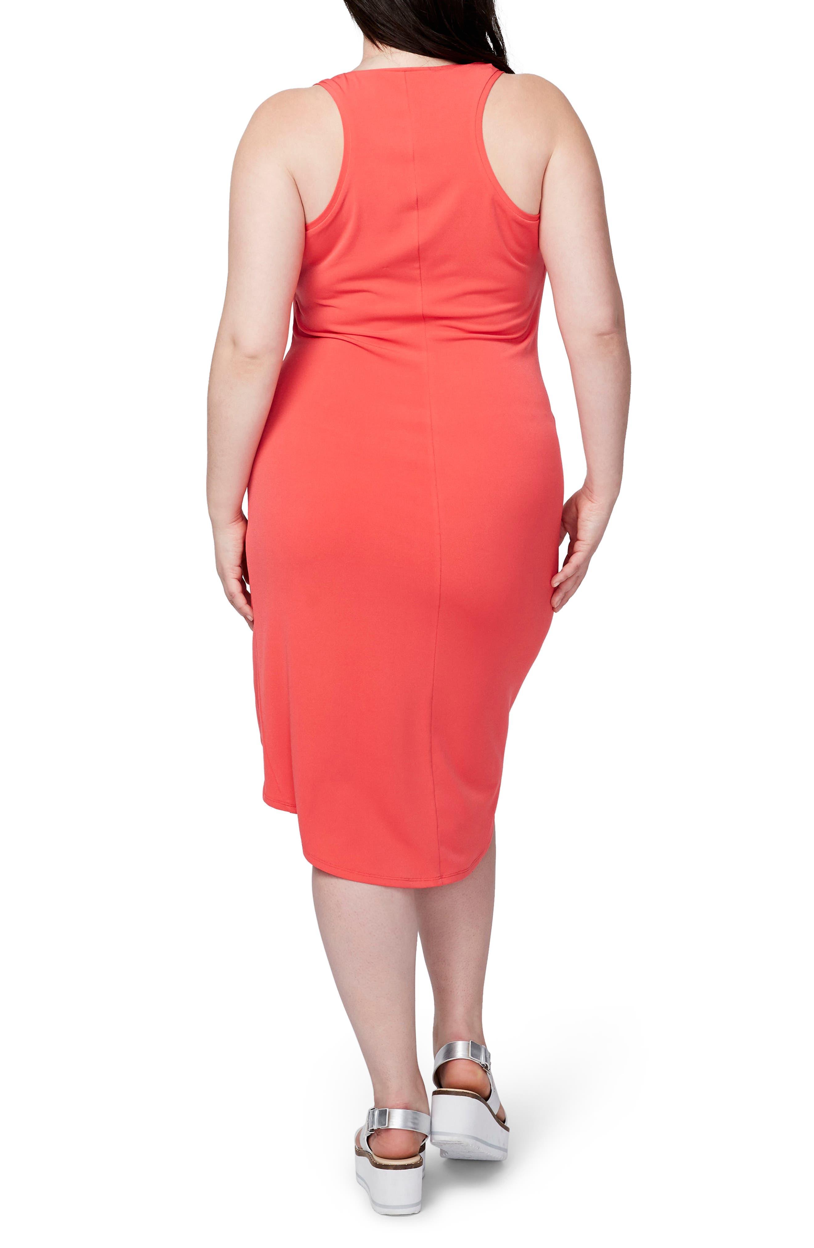 Michelle Tank Dress,                             Alternate thumbnail 2, color,                             Paradise