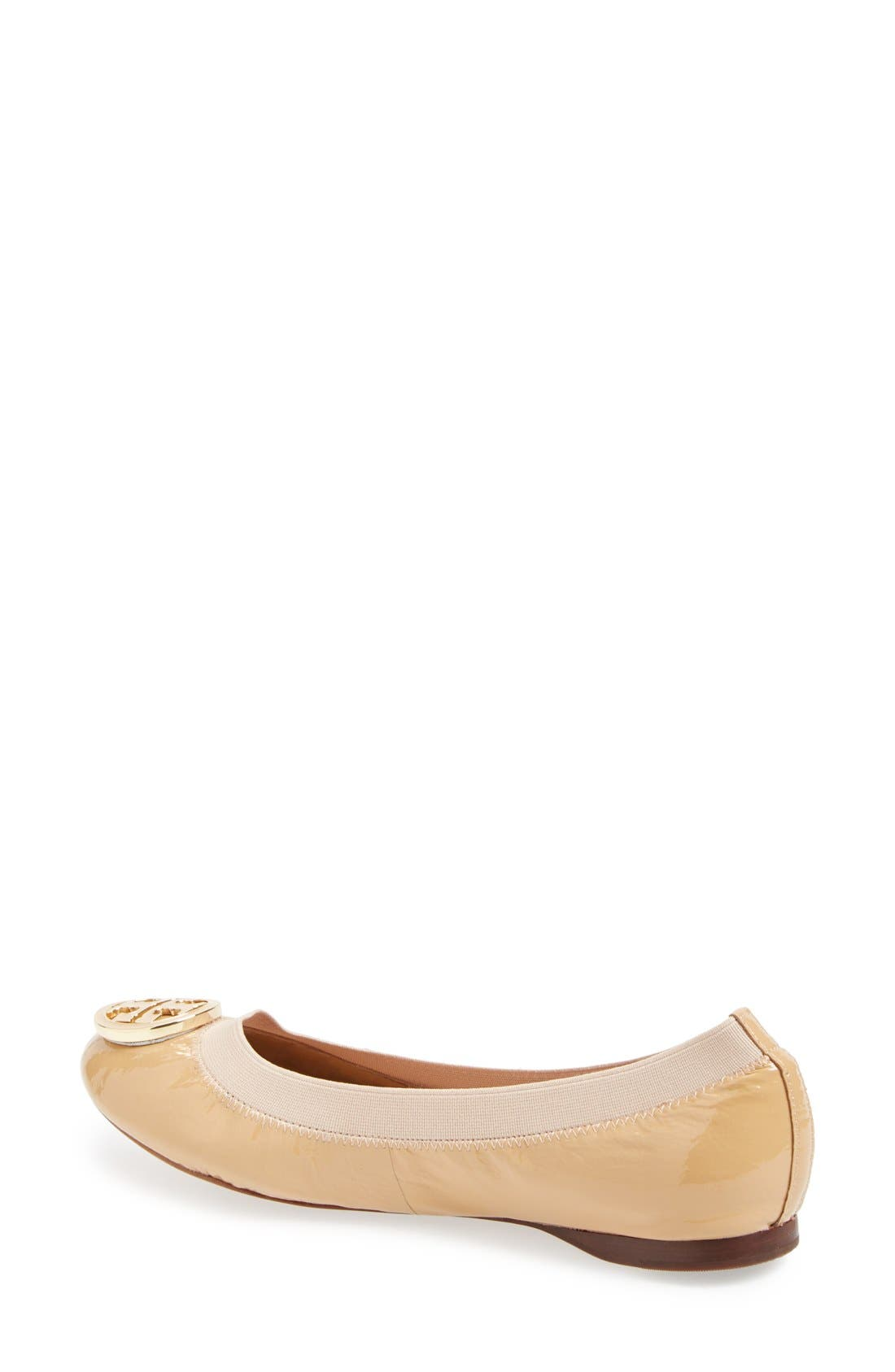 Alternate Image 2  - Tory Burch 'Caroline' Ballerina Flat (Women)
