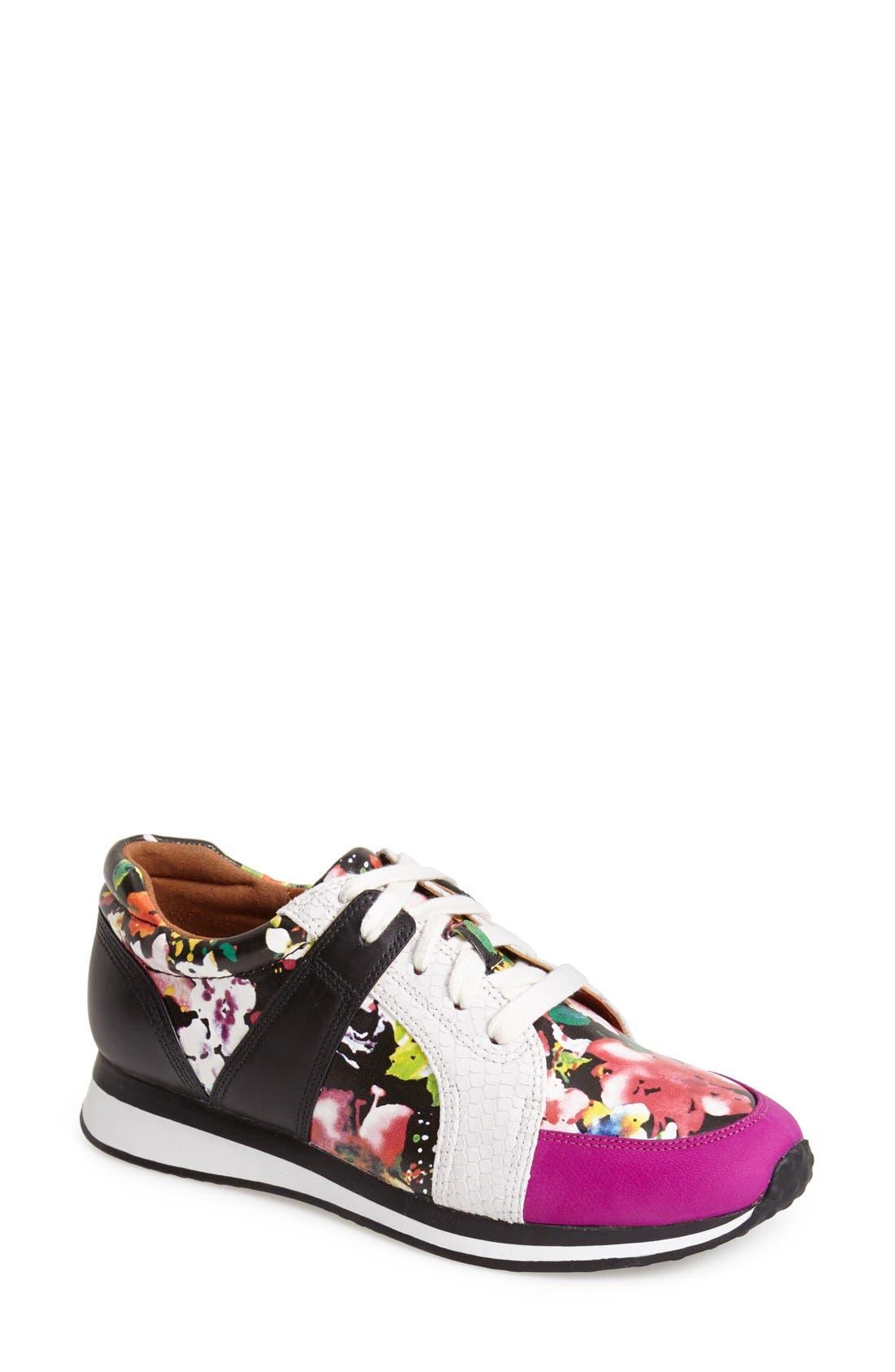Alternate Image 1 Selected - Enzo Angiolini 'Reeber' Sneaker (Women)
