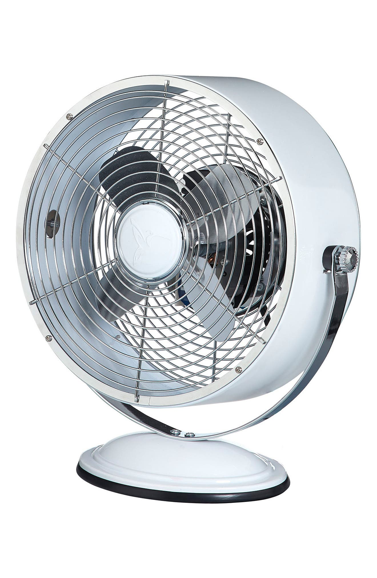 DecoBREEZE Retro Metal Fan