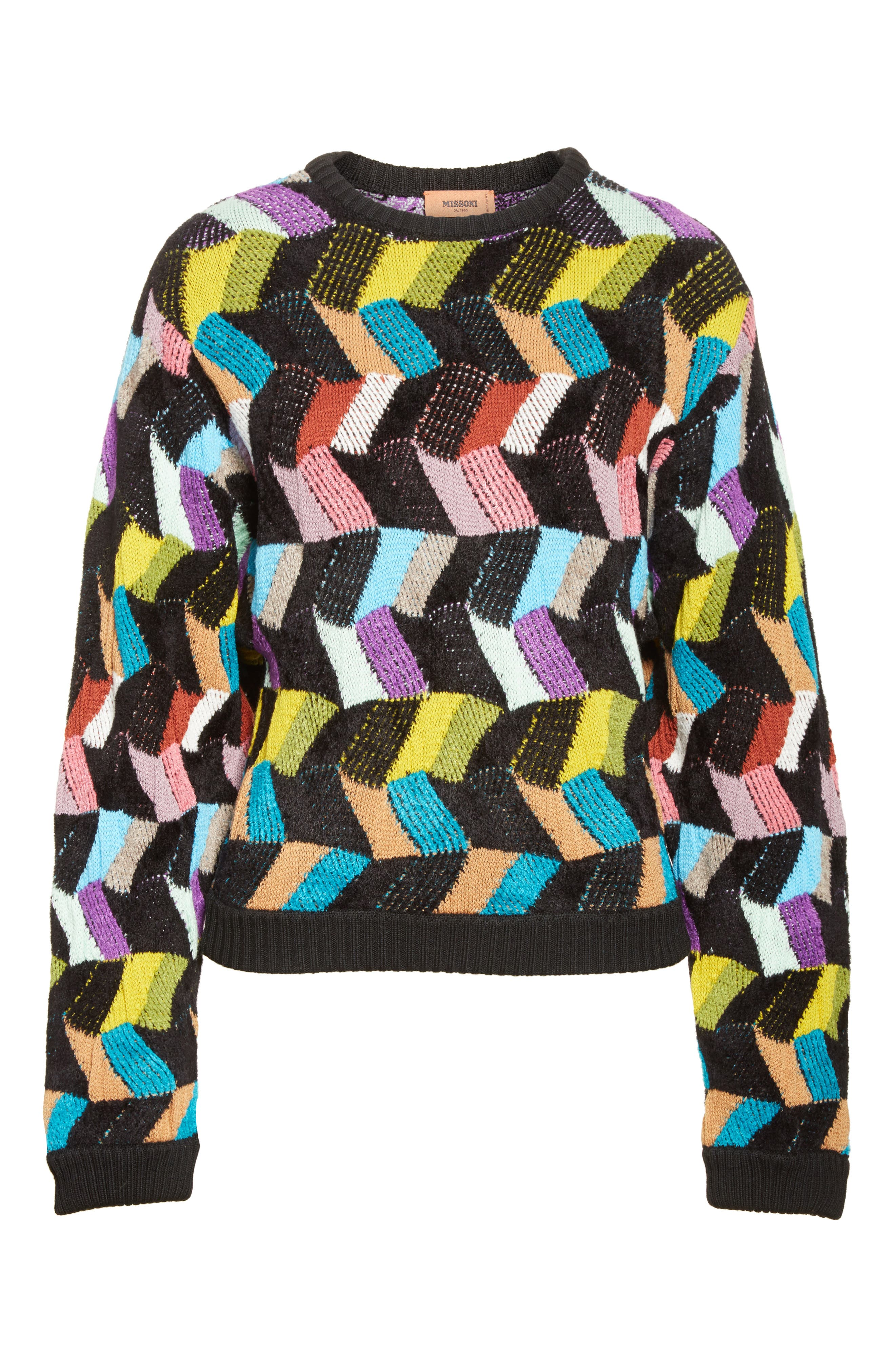 Alternate Image 6  - Missoni Jacquard Sweater