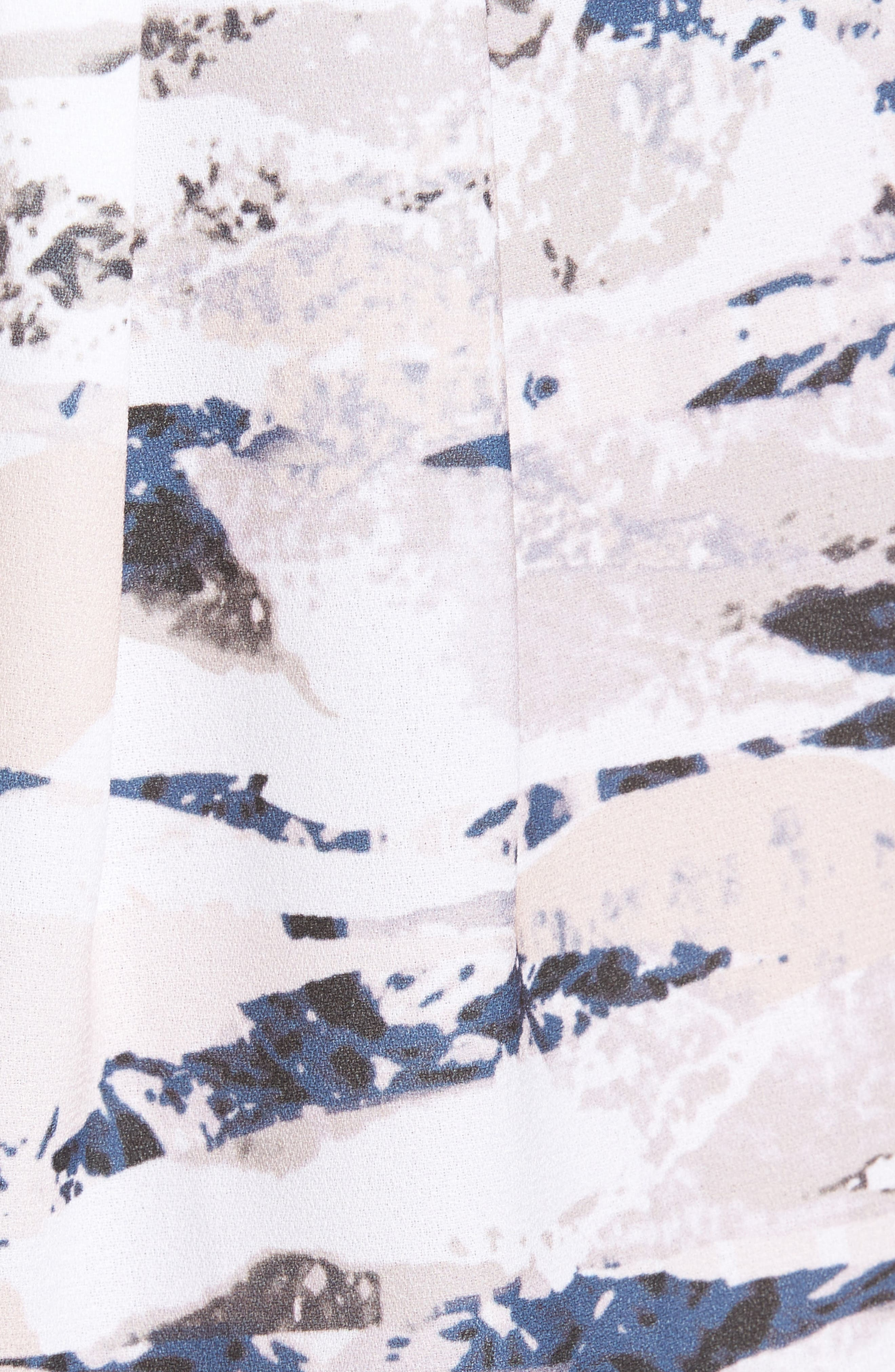 Tulip Hem Shorts,                             Alternate thumbnail 5, color,                             Stone