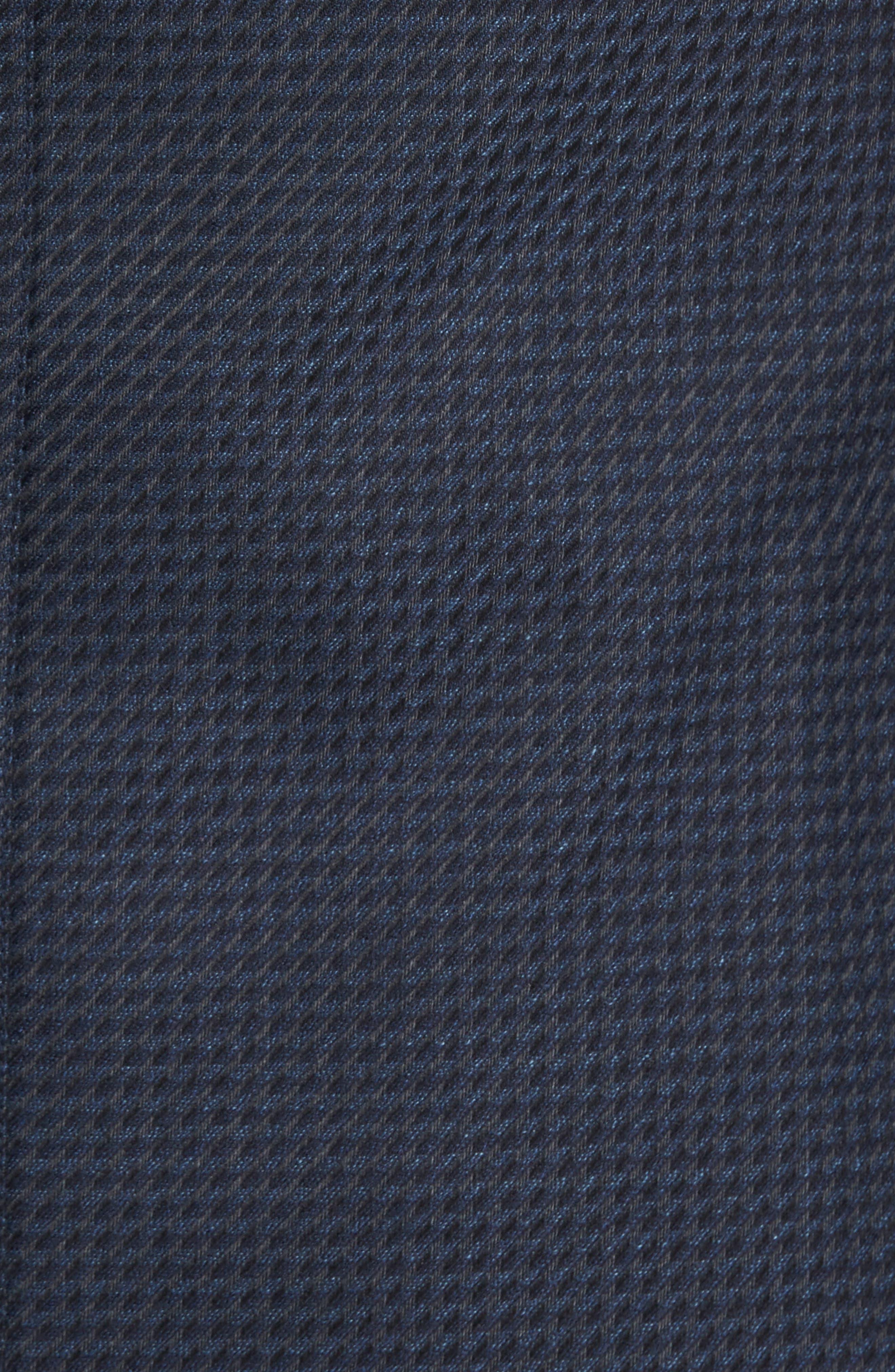 Alternate Image 6  - Vince Camuto Digital Houndstooth Wool Blend Sport Coat