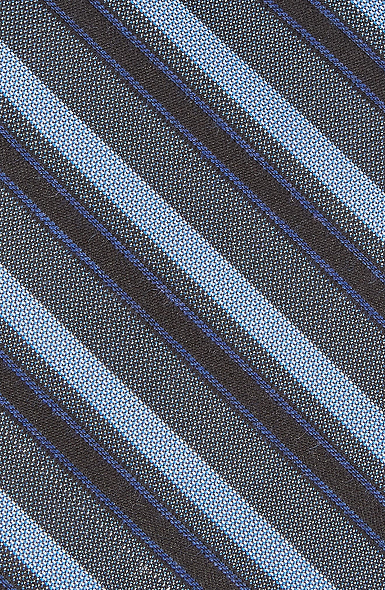 Shadow Stripe Tie,                             Alternate thumbnail 2, color,                             Navy