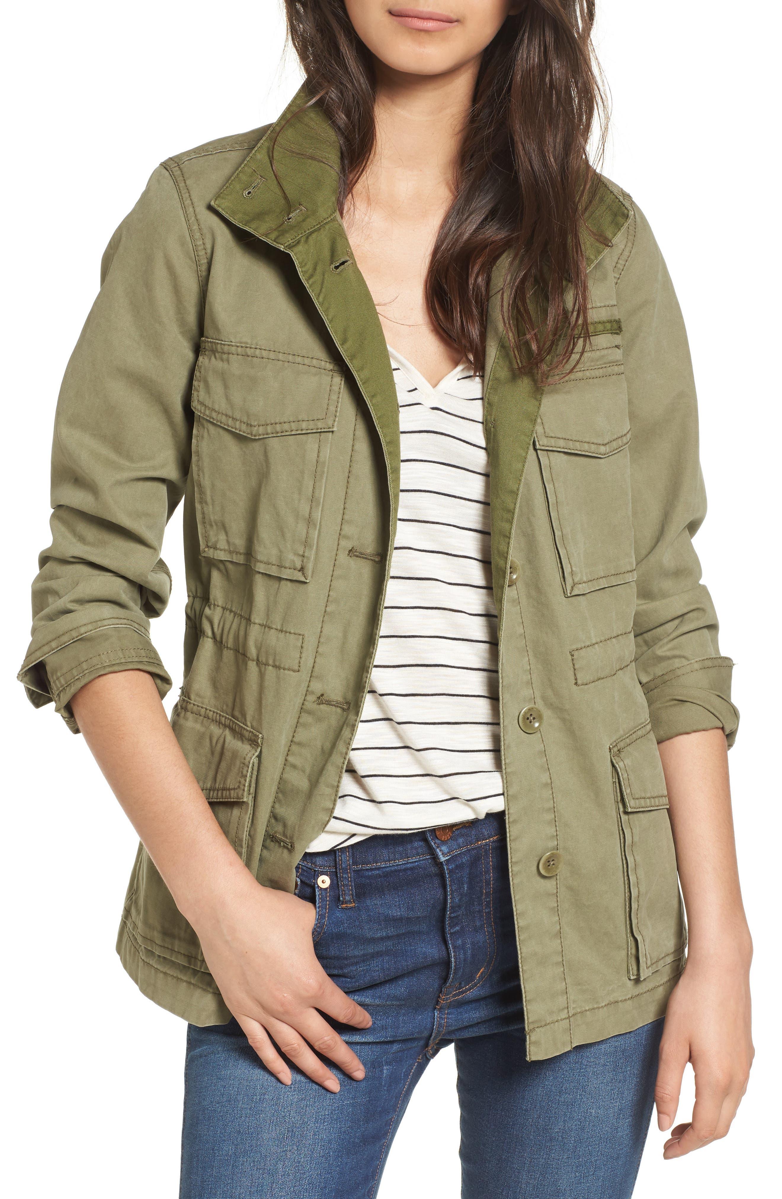 Alternate Image 1 Selected - Madewell Catskills Jacket
