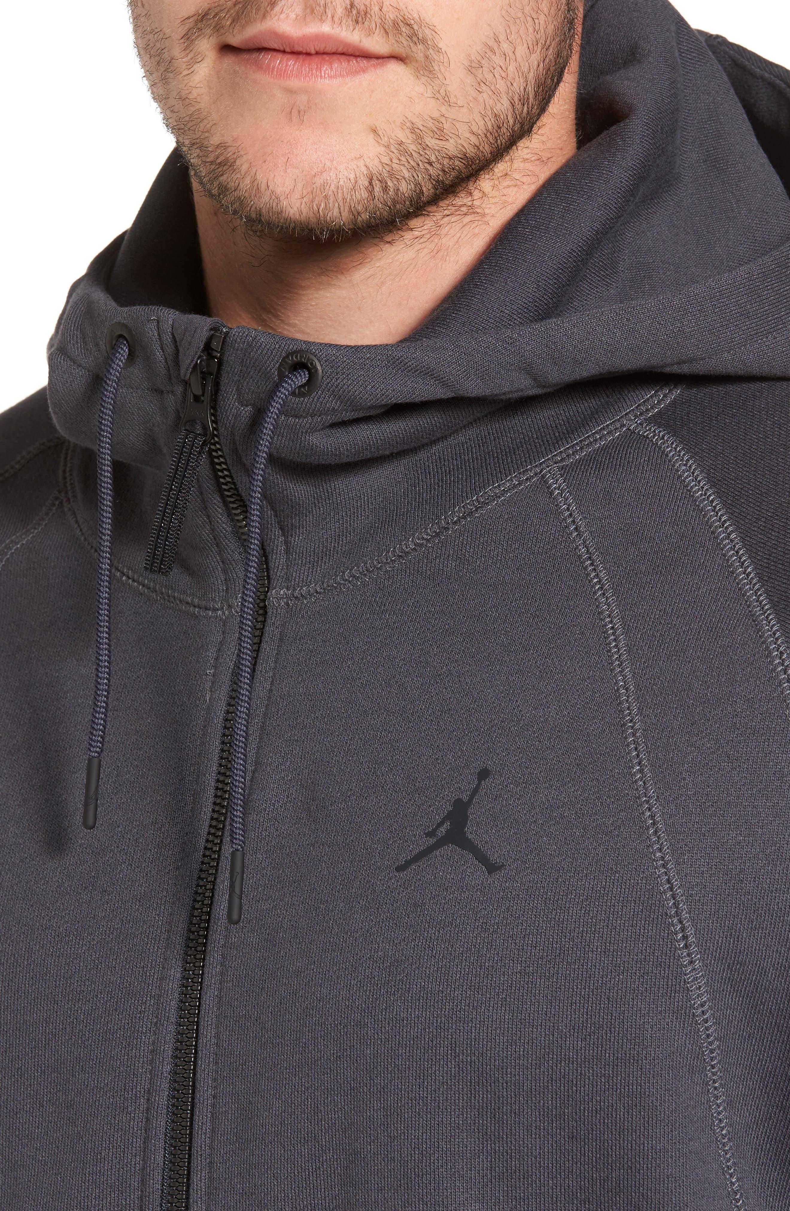 Alternate Image 4  - Nike Jordan Sportswear Wings Full Zip Jacket