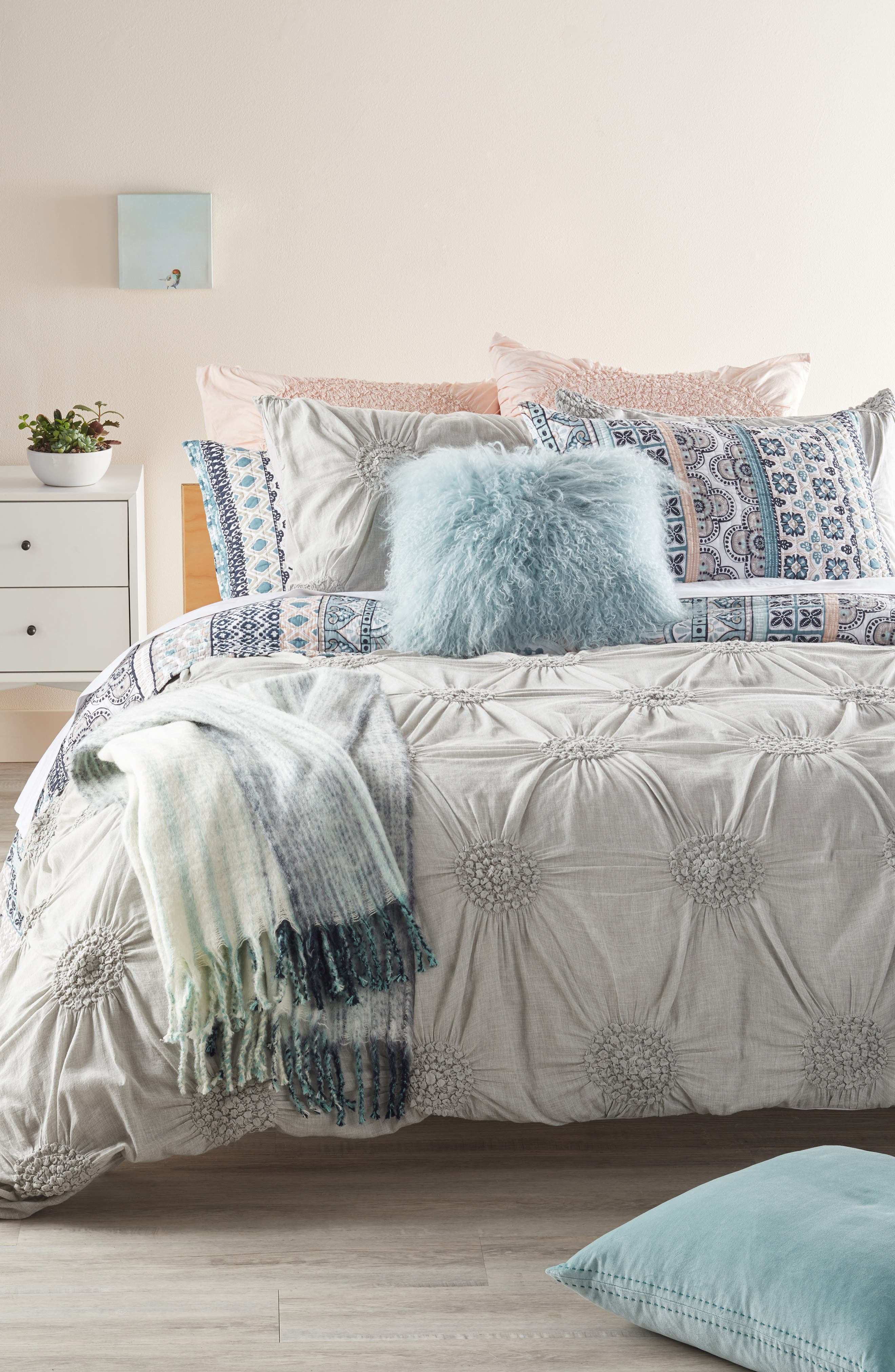 Nordstrom at Home Chloe & Levtex Addie Quilt Bedding Collection