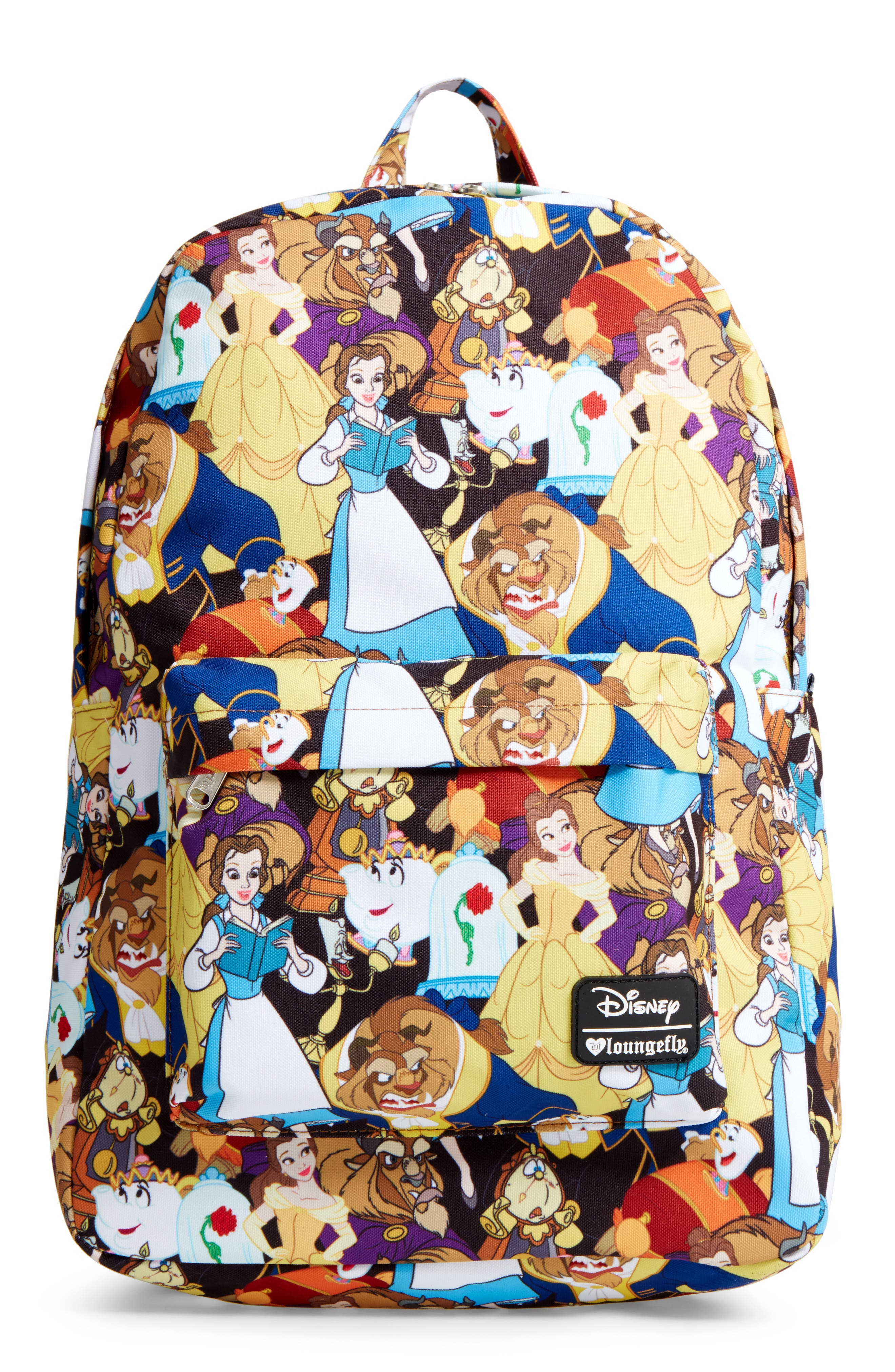 LOUNGEFLY Disney<sup>®</sup> Beauty & the Beast Backpack