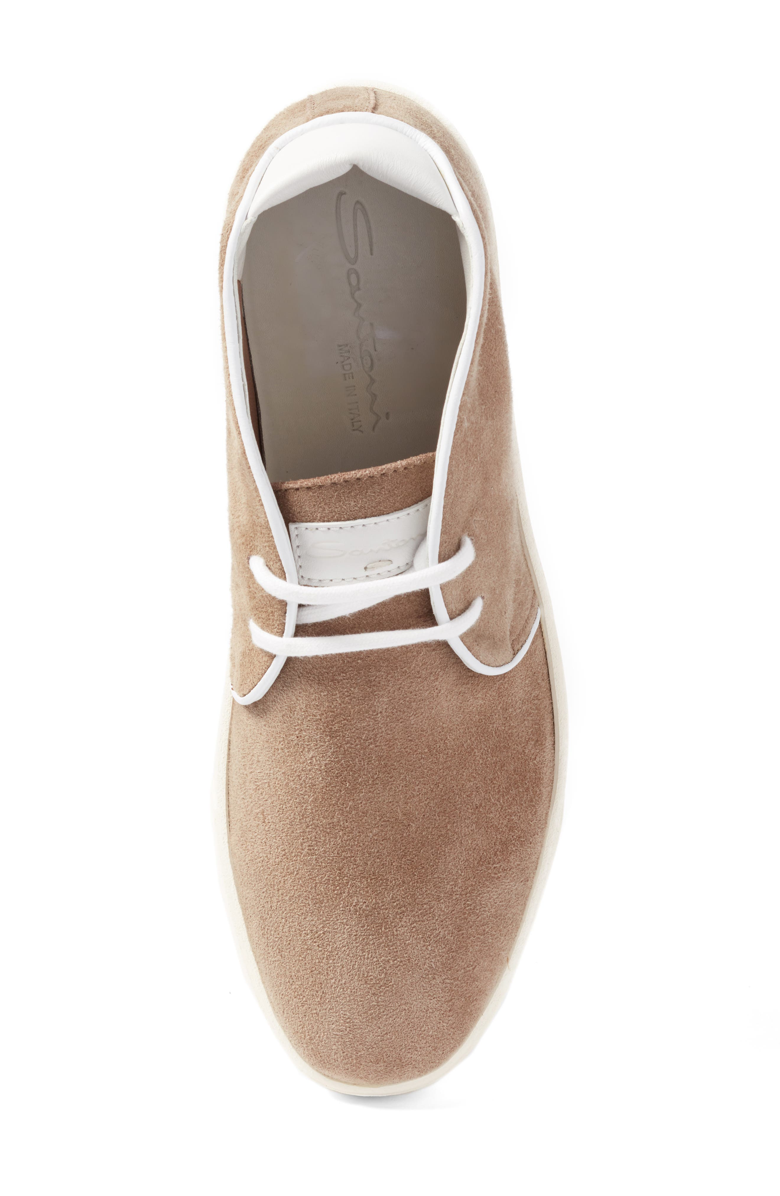 Alternate Image 5  - Santoni Huron Chukka Sneaker (Men)