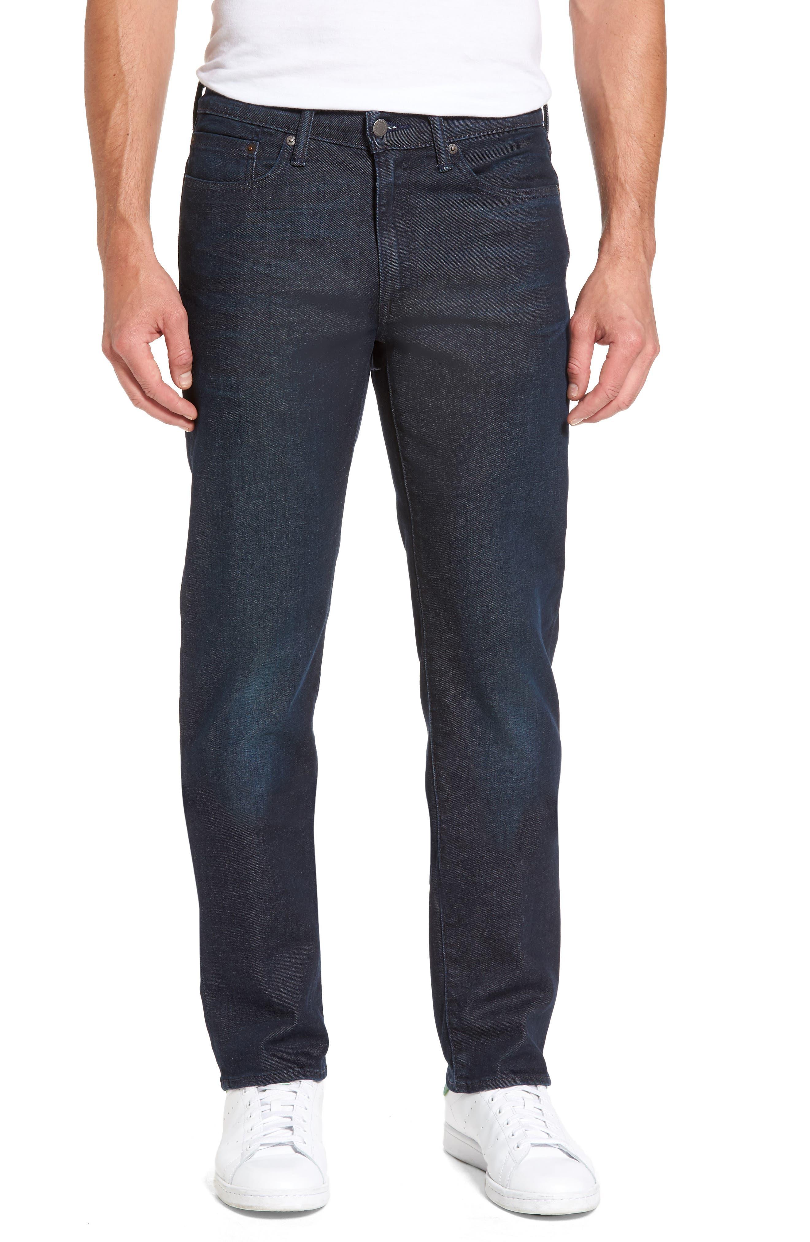Main Image - Levi's® 514™ Straight Leg Jeans (Stump Town)