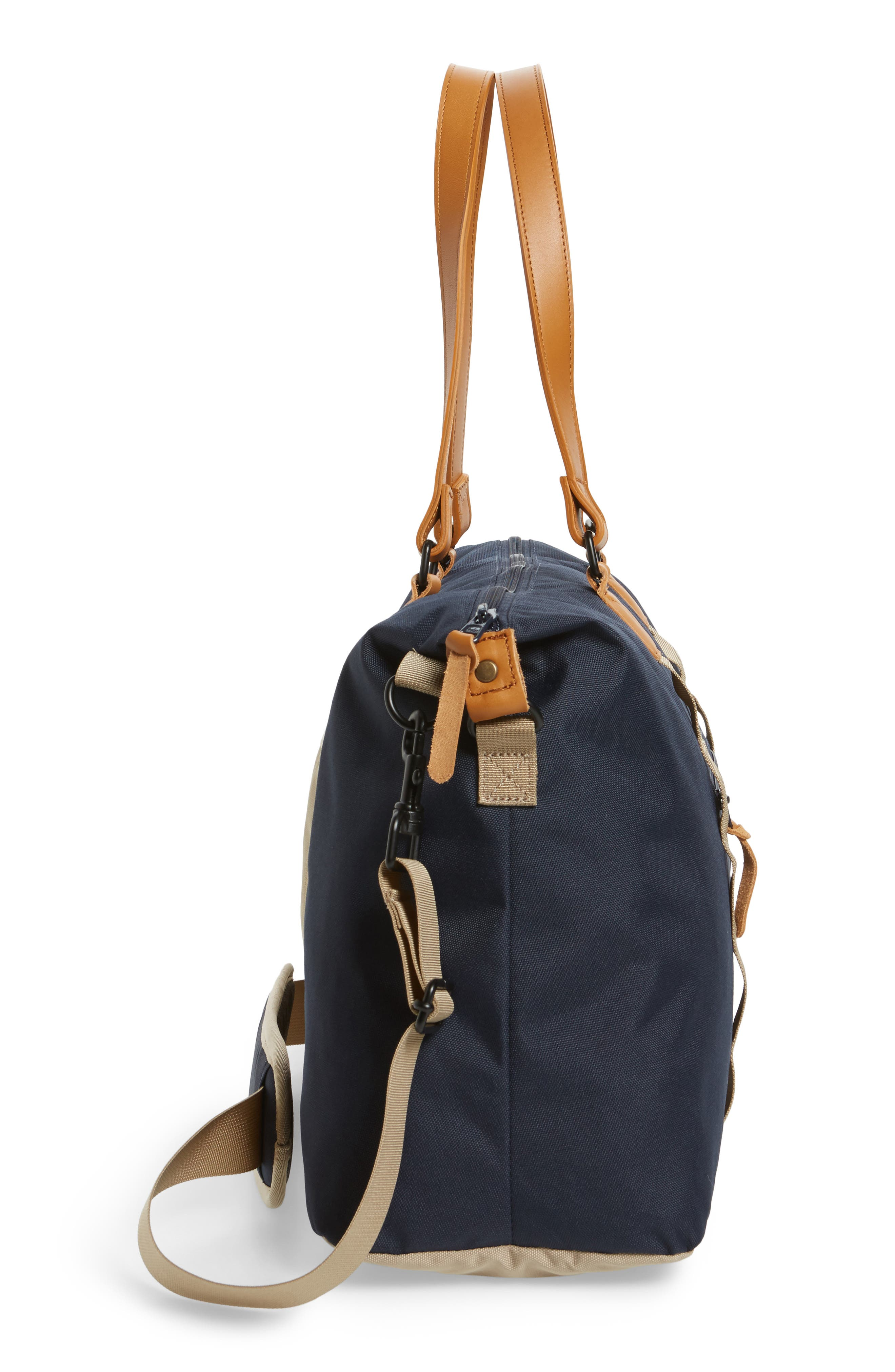 Trail Bag,                             Alternate thumbnail 5, color,                             Navy/ Forest