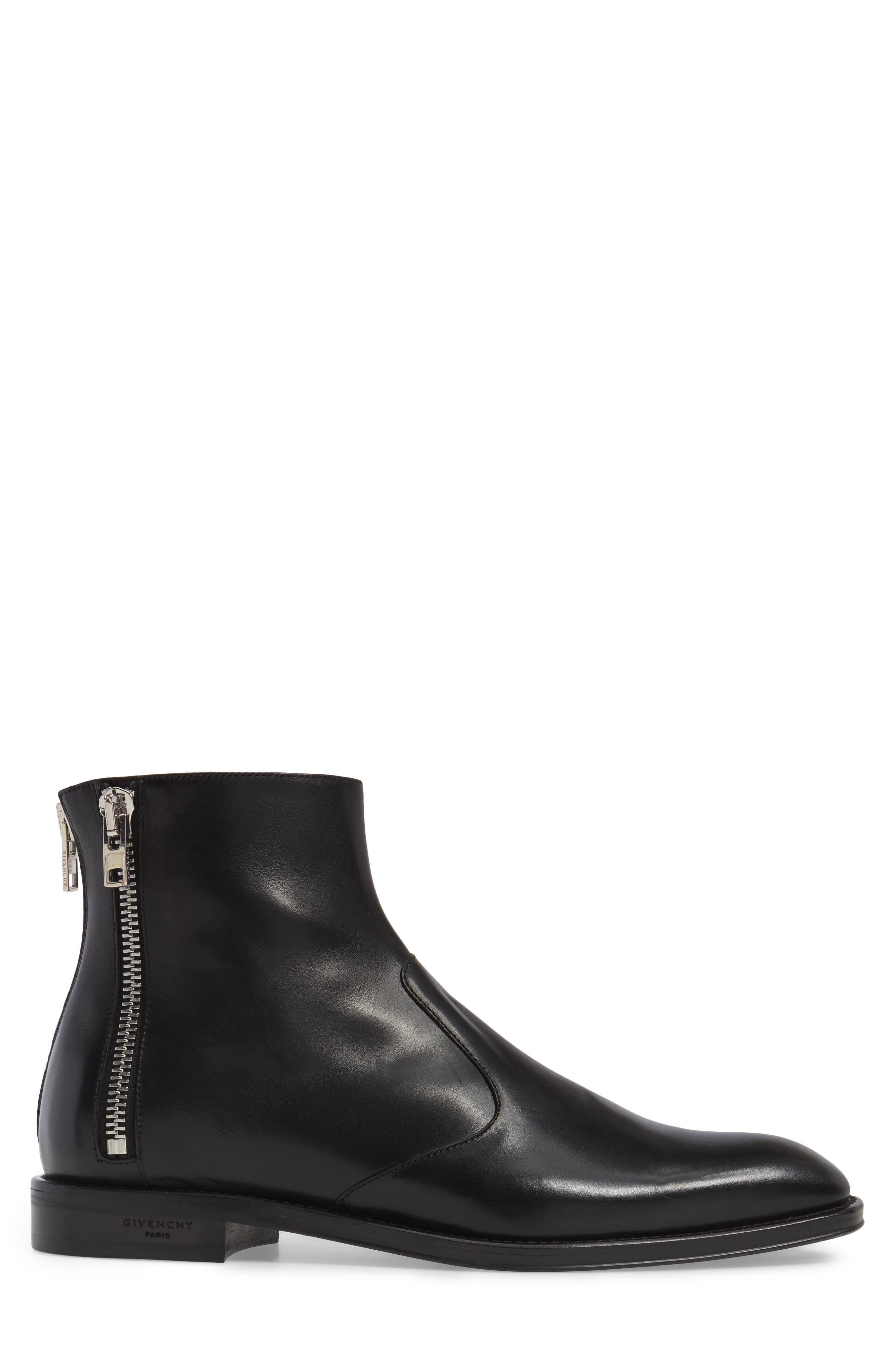 Alternate Image 3  - Givenchy Three-Zipper Boot (Men)