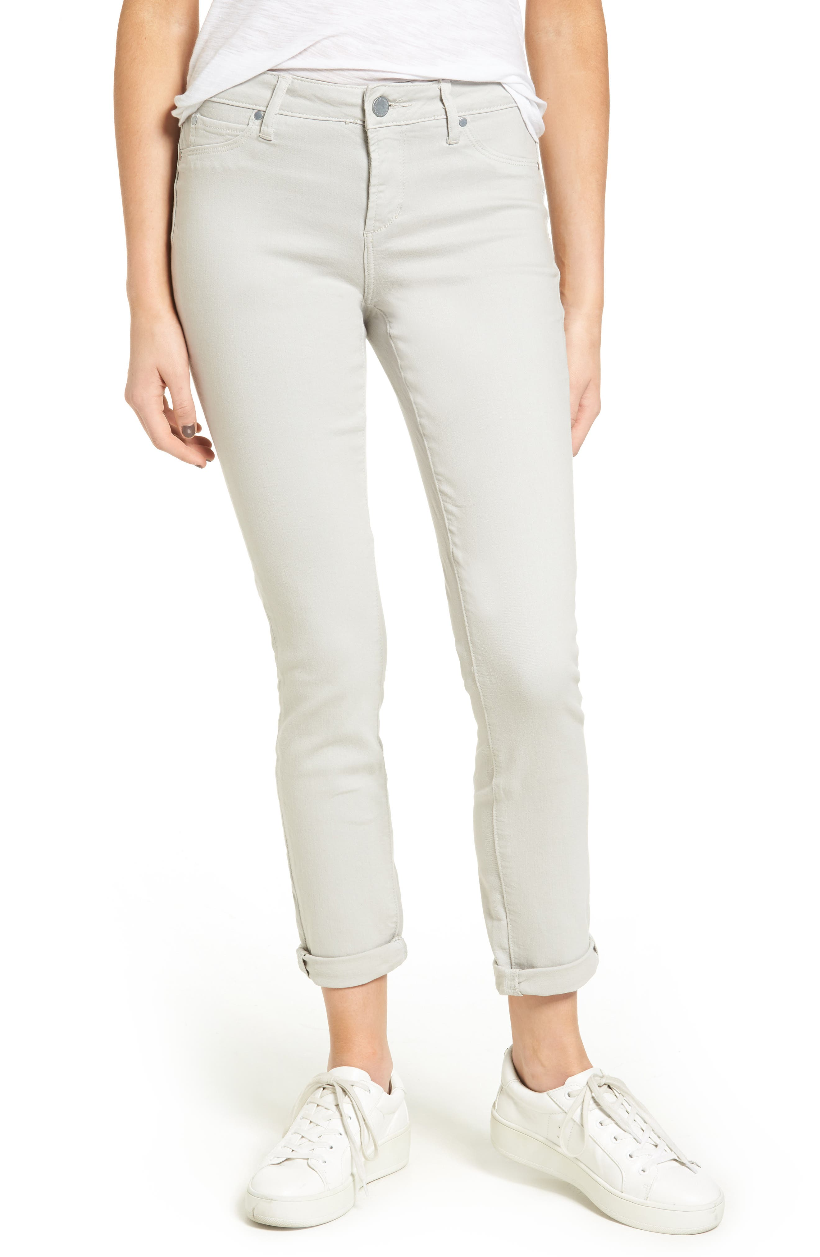Articles of Society Karen Ankle Skinny Jeans (Coast)
