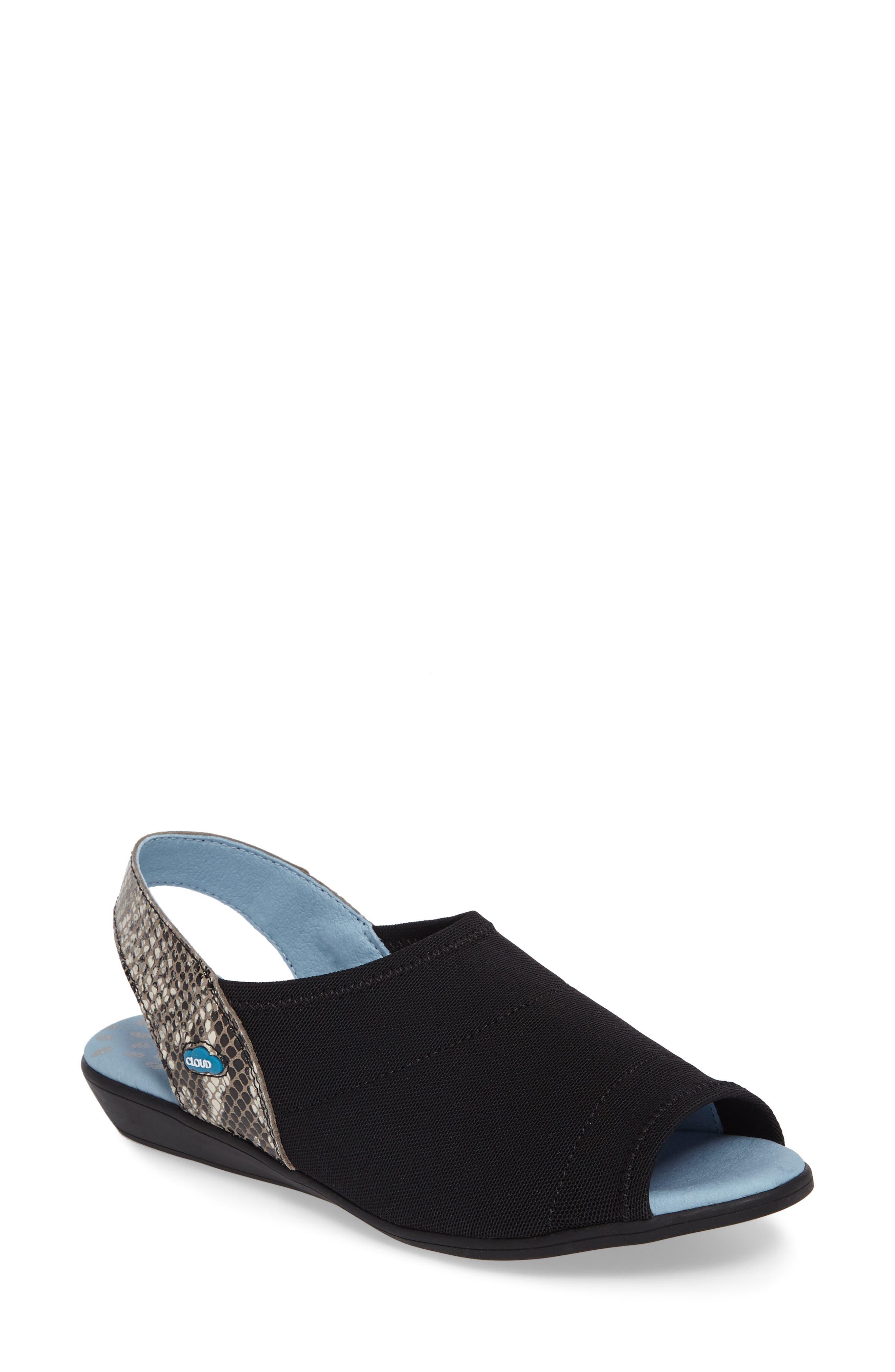 CLOUD Cuteness Slingback Sandal (Women)
