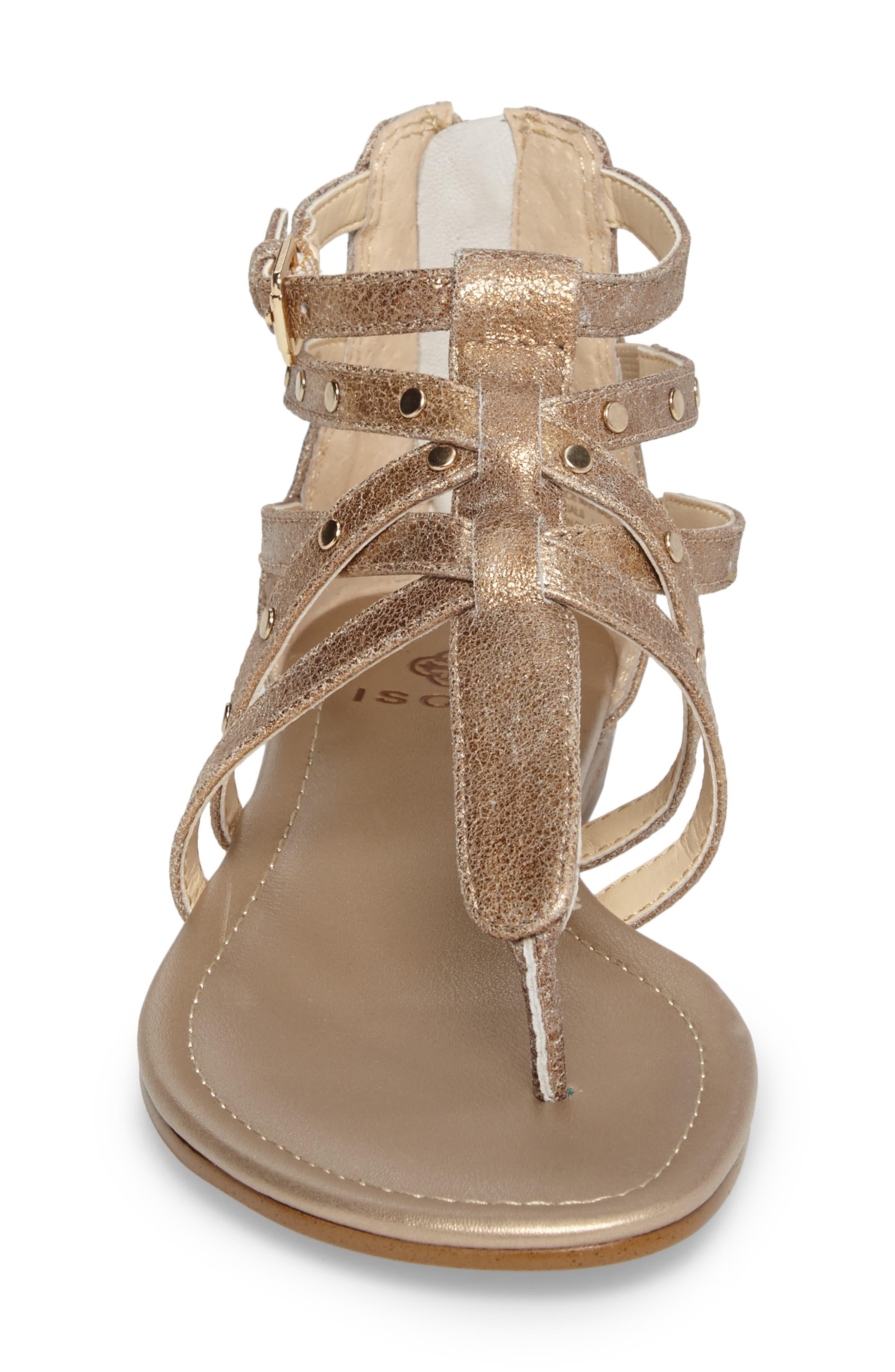 Alternate Image 4  - Isolá Melara T-Strap Gladiator Sandal (Women)