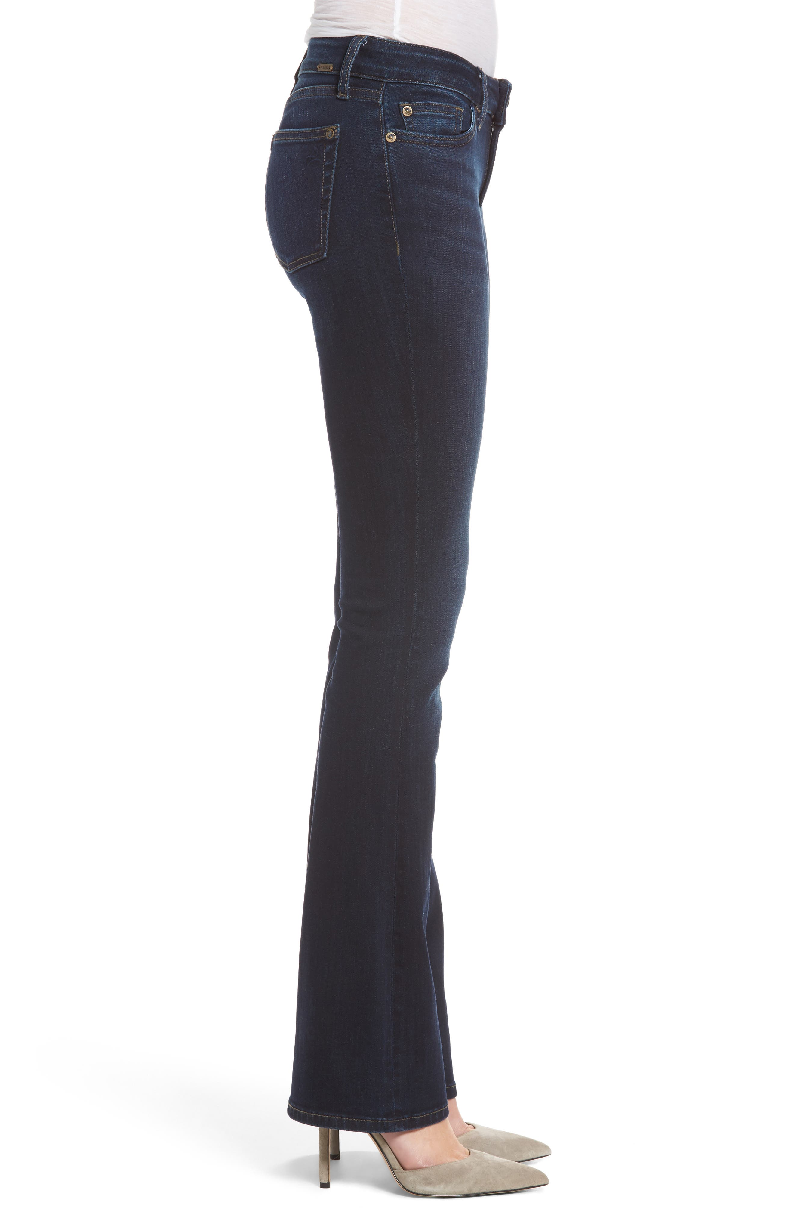 Alternate Image 3  - DL1961 Bridget Bootcut Jeans (Peak)