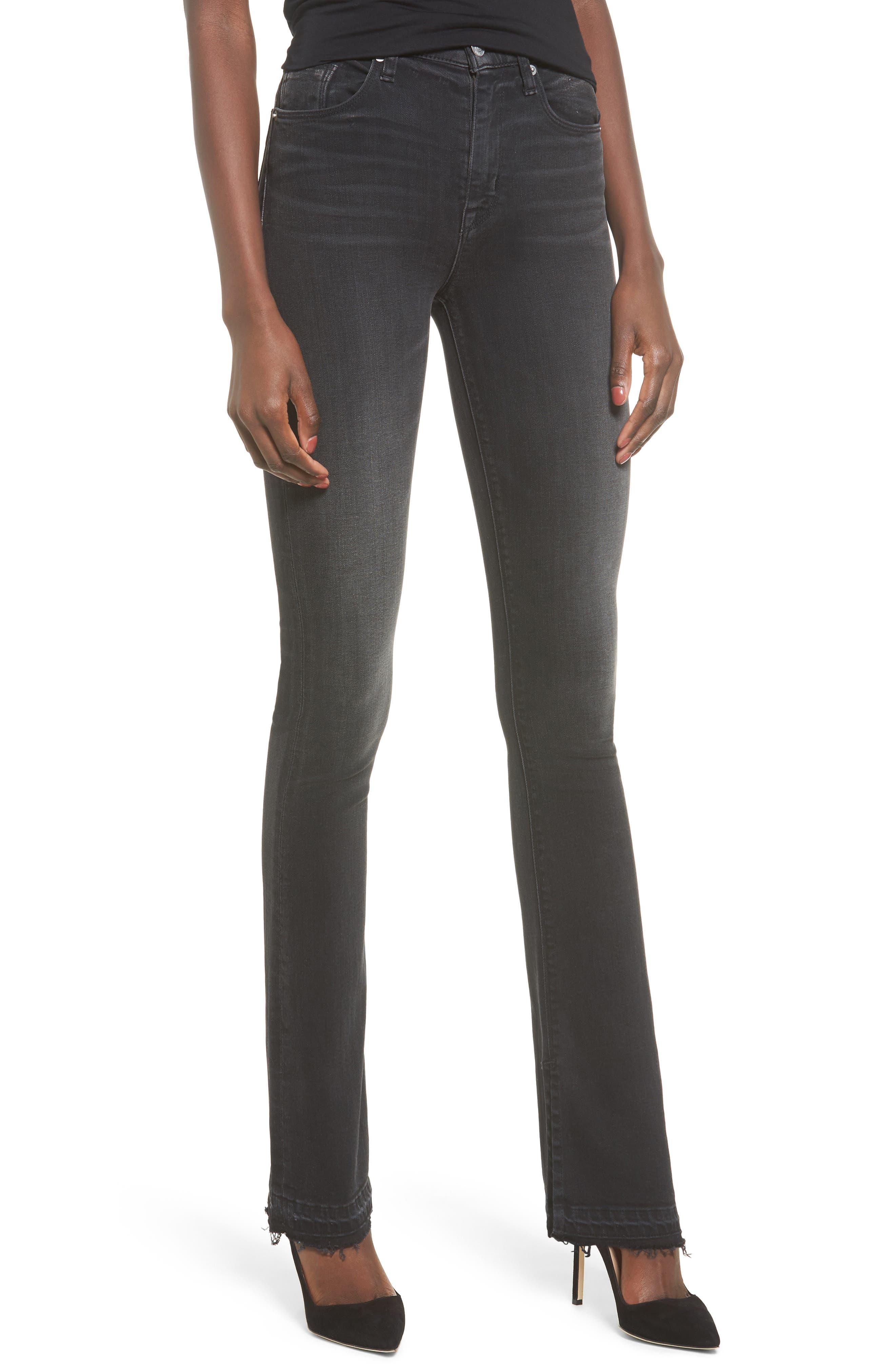 Main Image - Hudson Jeans Heartbreaker High Waist Bootcut Jeans (Abandon)