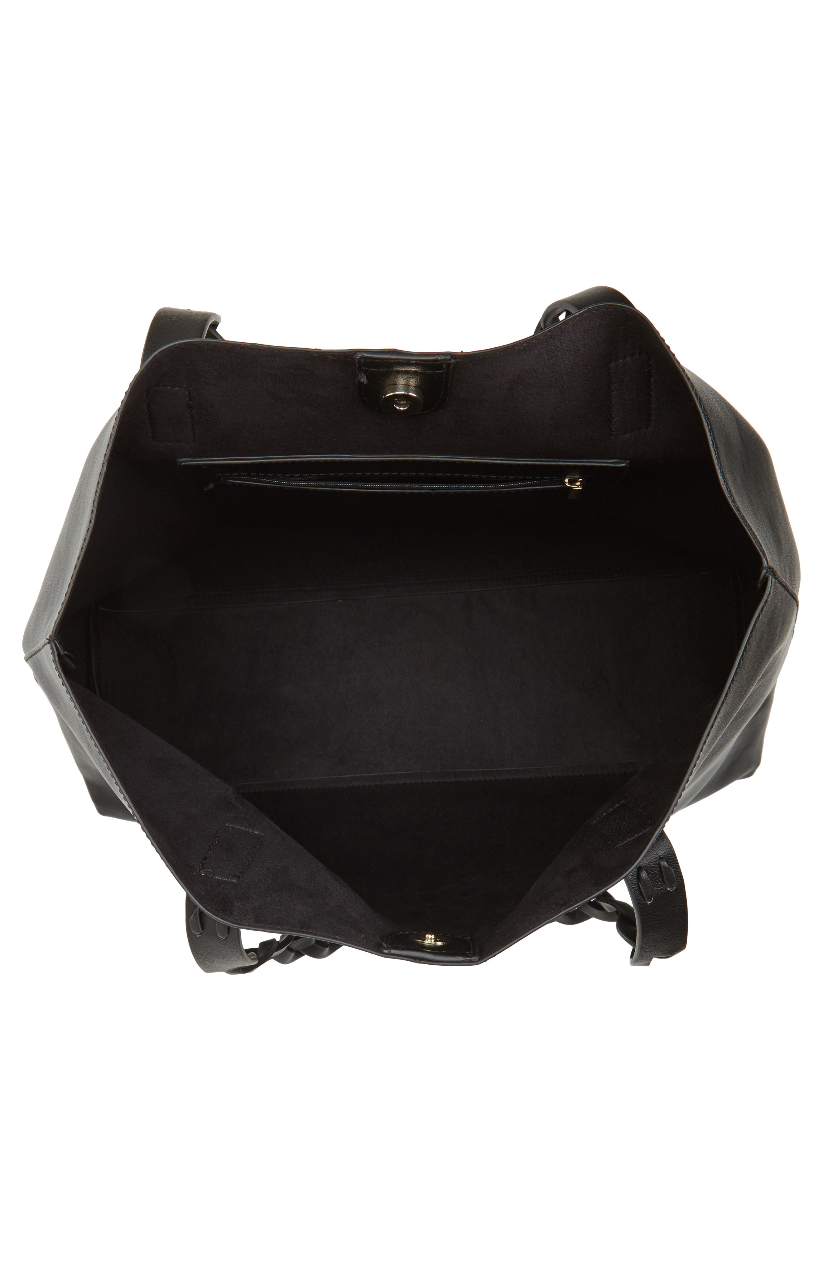 Alternate Image 3  - Sole Society Amal Faux Leather Tote