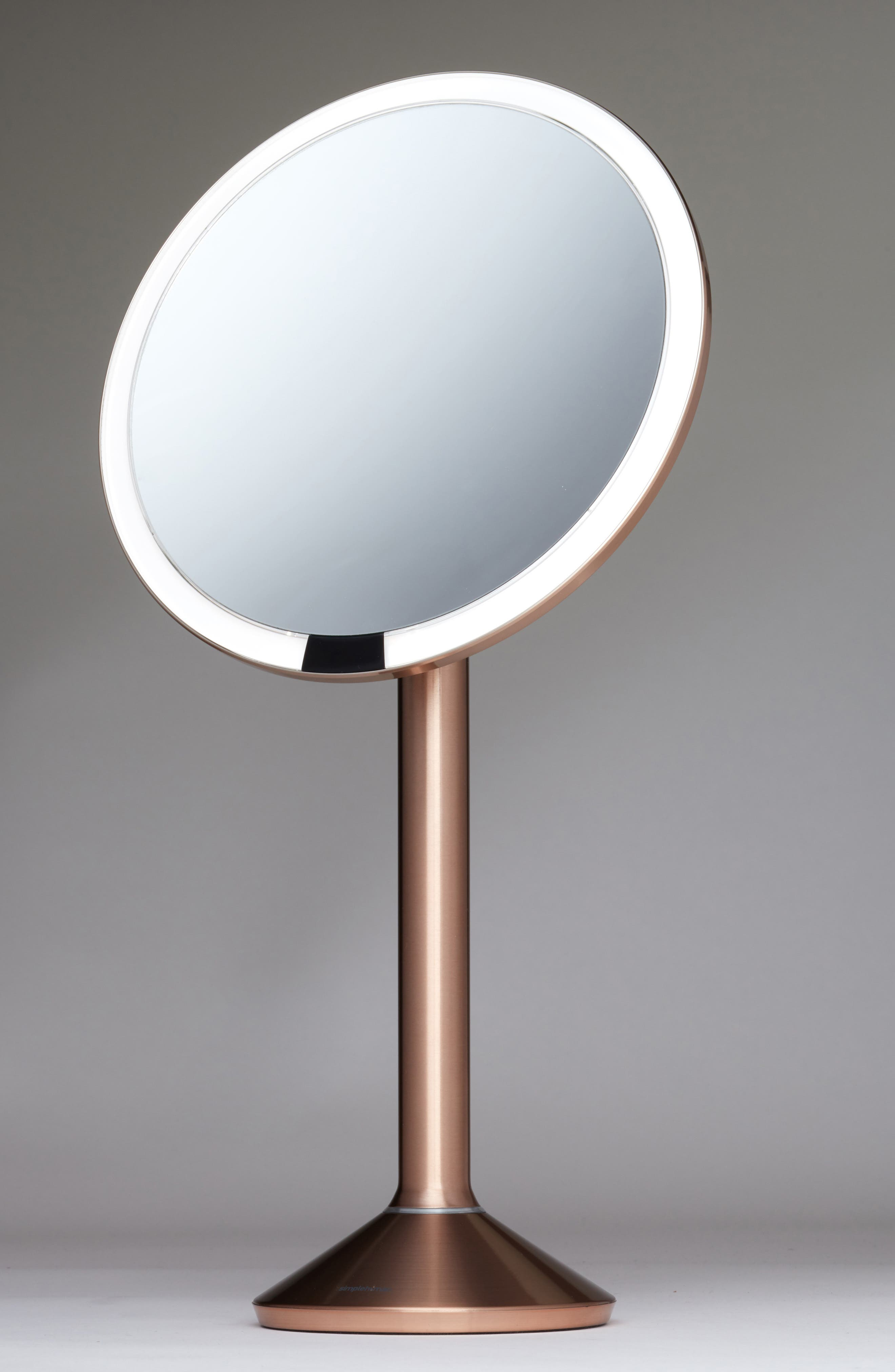 Alternate Image 6  - simplehuman Round Sensor Mirror Pro (8-Inch)