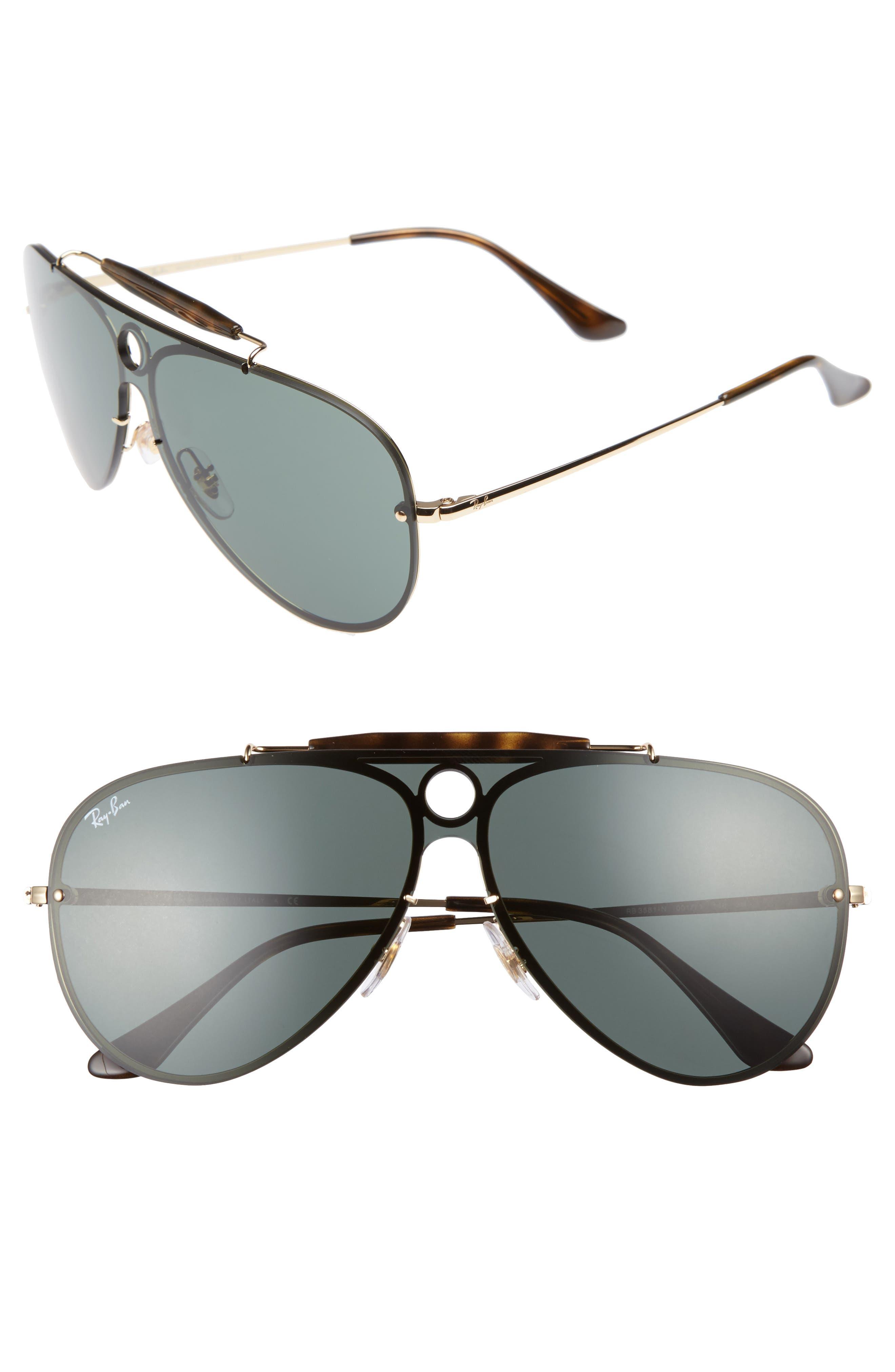 Ray-Ban Blaze Shooter Shield Sunglasses