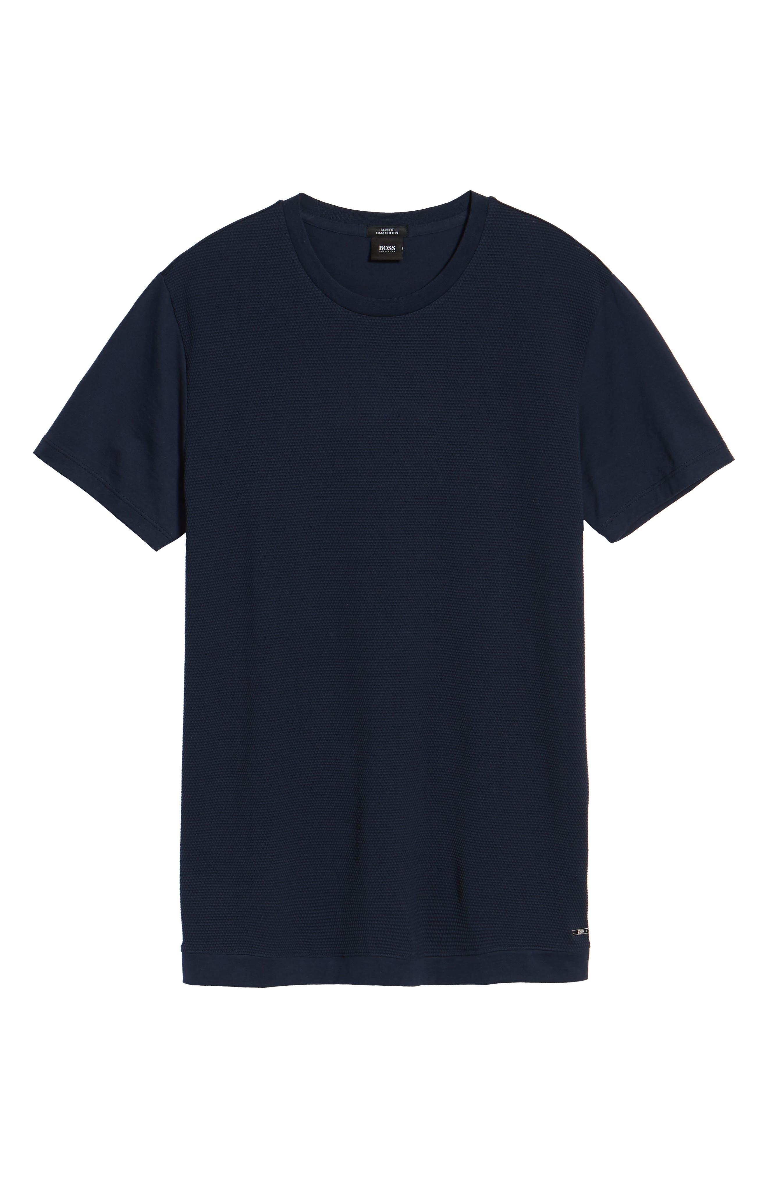 Alternate Image 5  - BOSS Tessler Micropattern T-Shirt