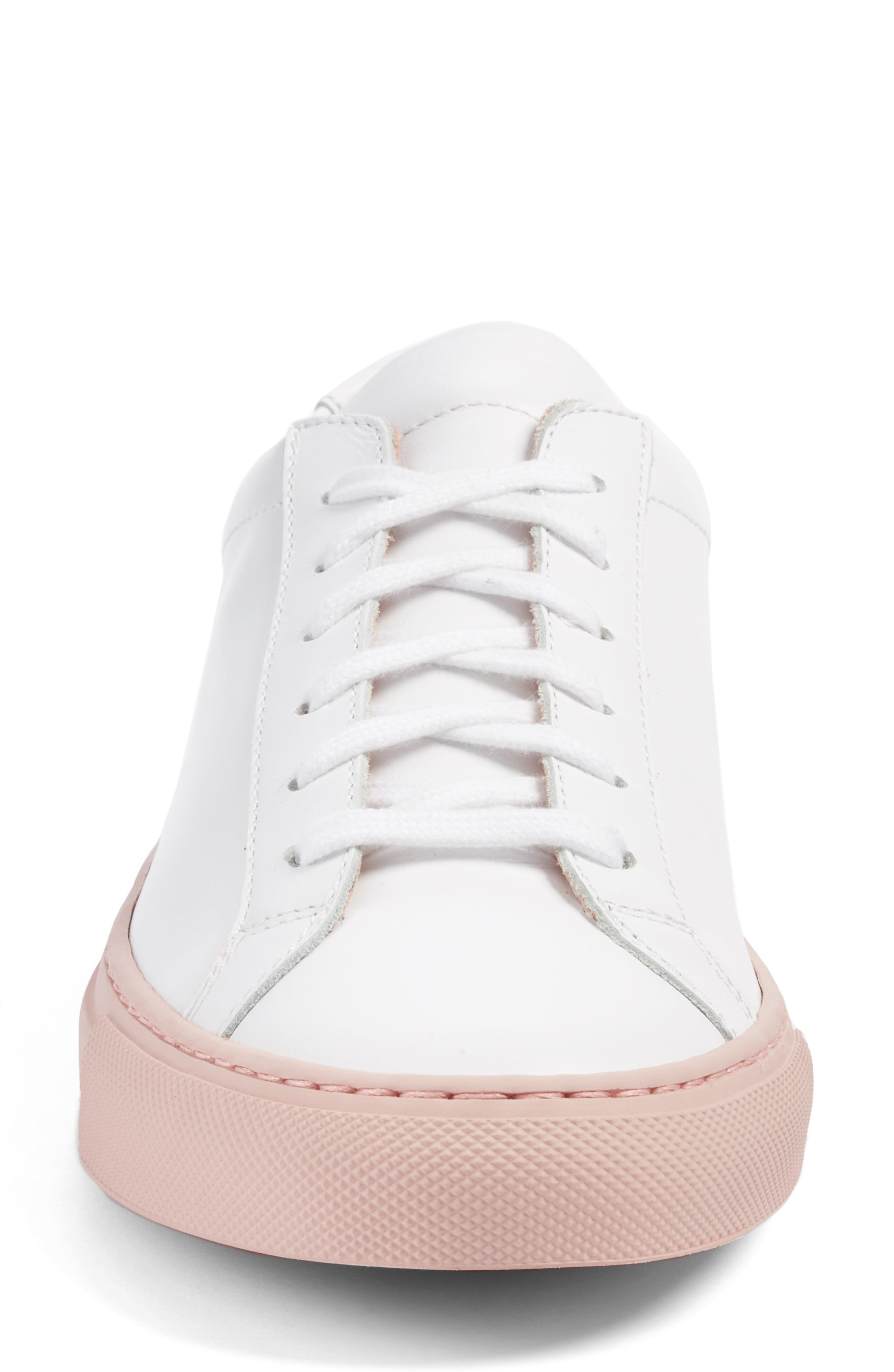 Alternate Image 4  - Common Projects Achilles Sneaker (Women)