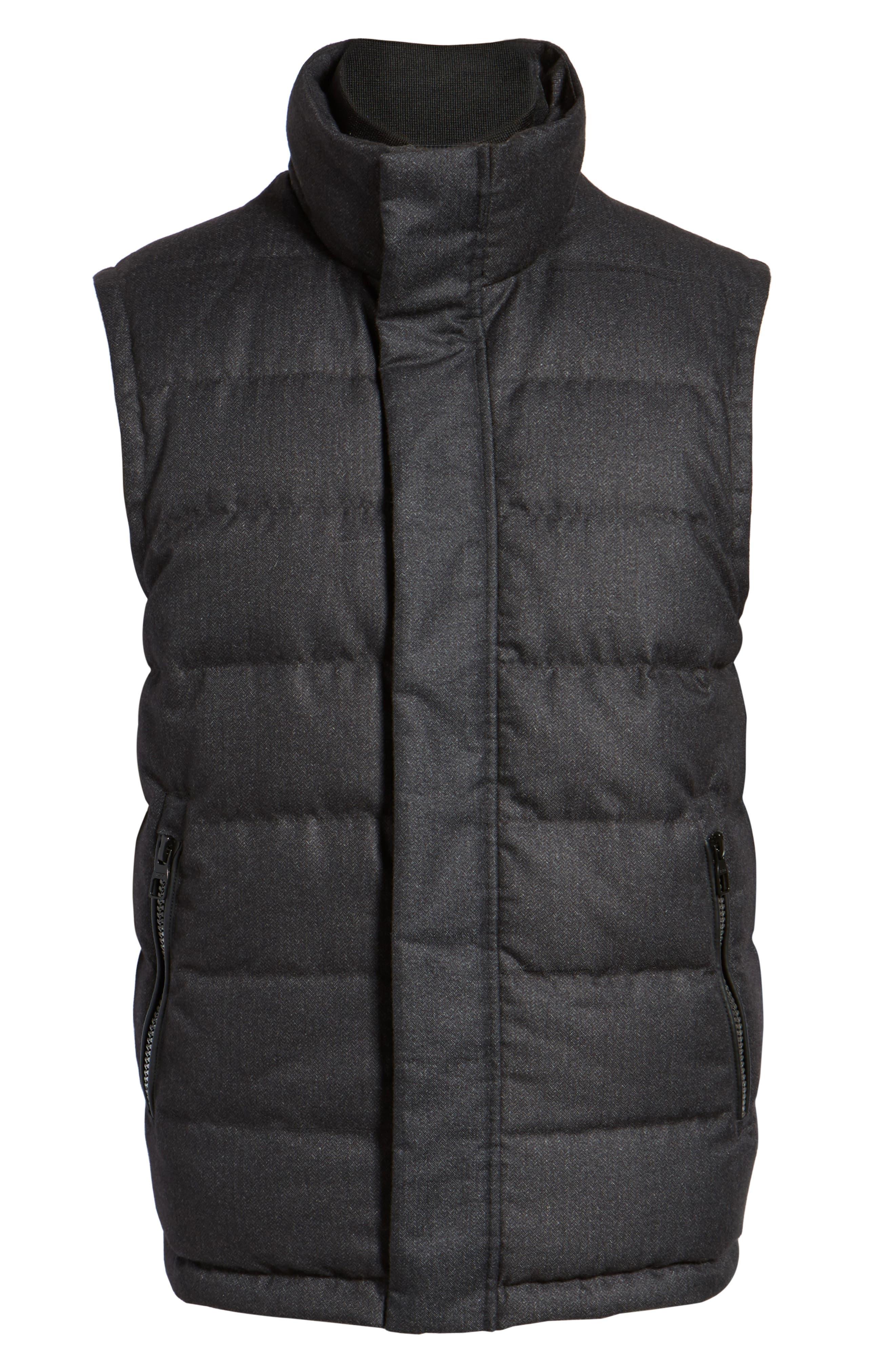 Alternate Image 5  - Tumi Heritage Reversible Down Vest