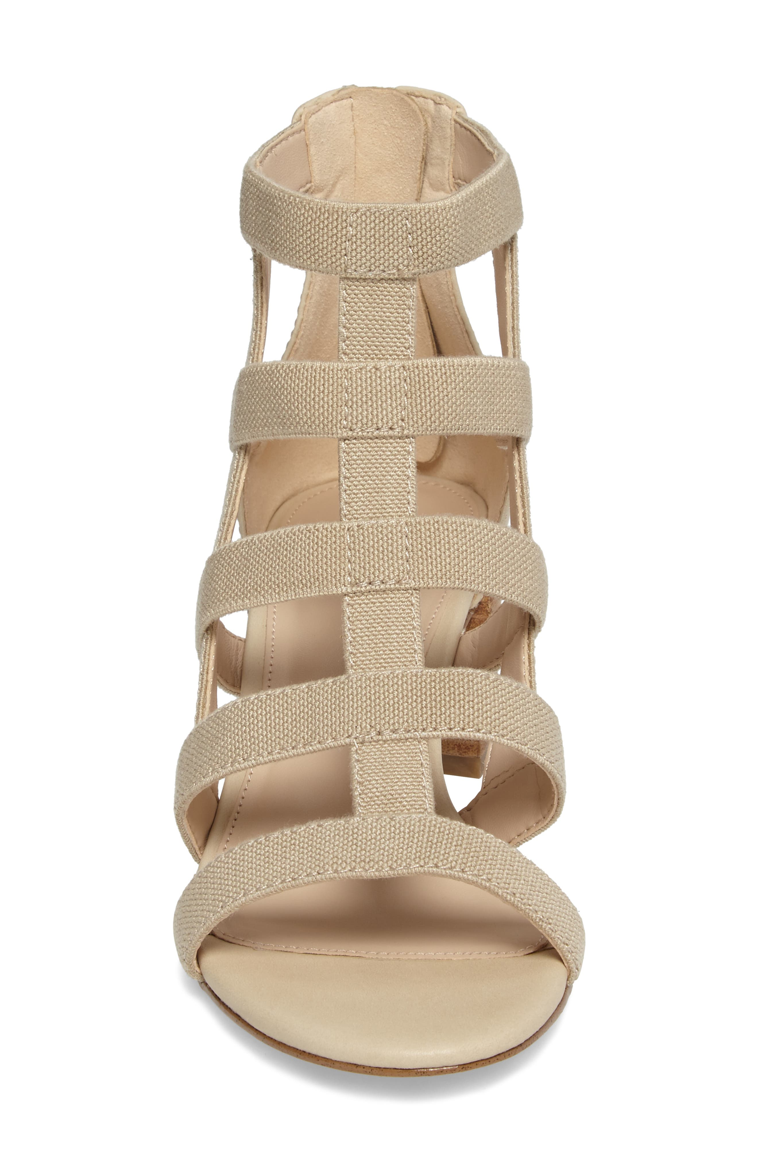 Alternate Image 4  - Pelle Moda Unkar Block Heel Sandal (Women)