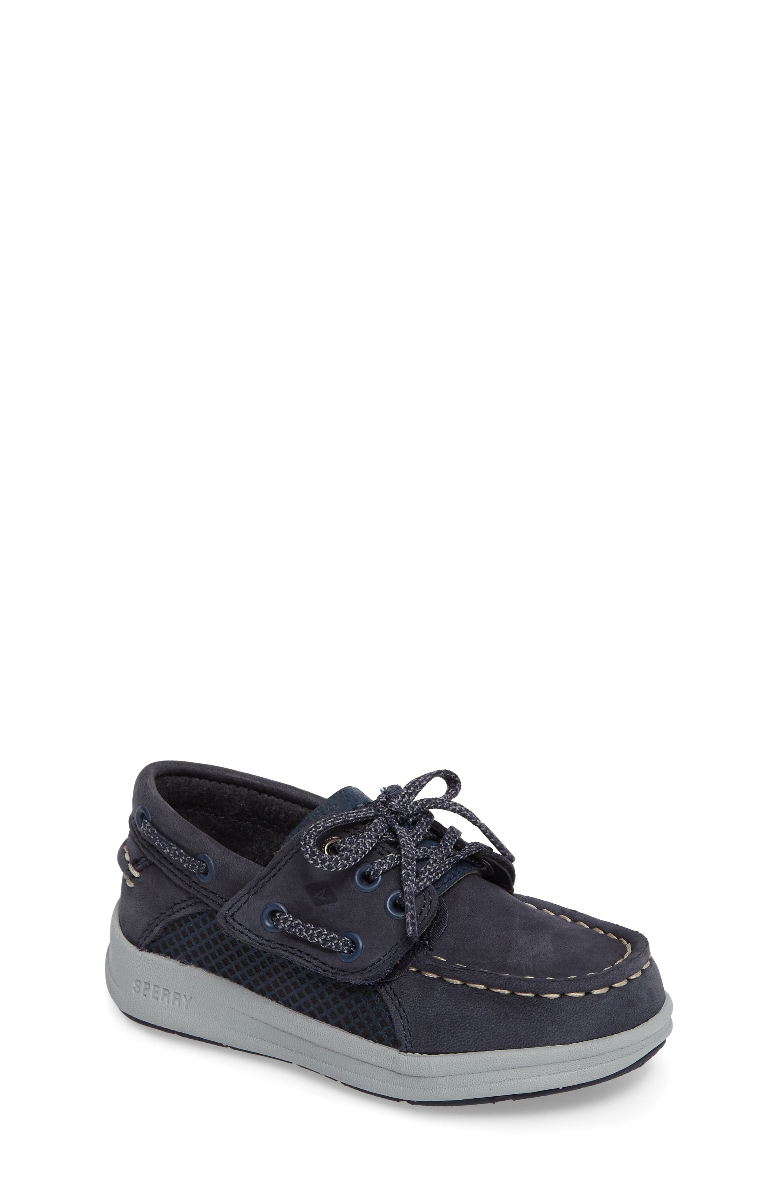 Sperry Kids Gamefish Boat Shoe (Walker & Toddler)