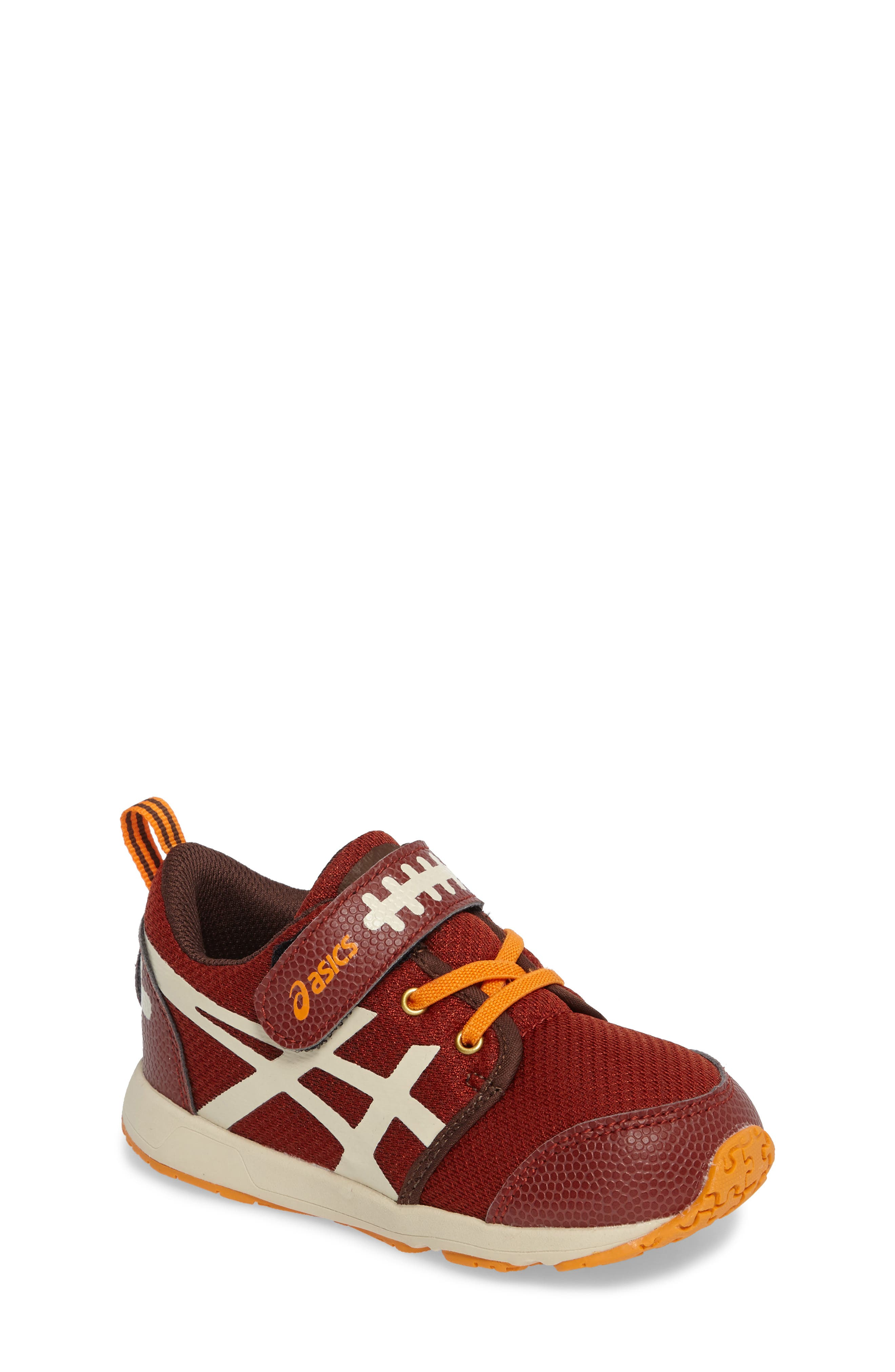 ASICS® School Yard™ TS Sneaker (Baby, Walker & Toddler)