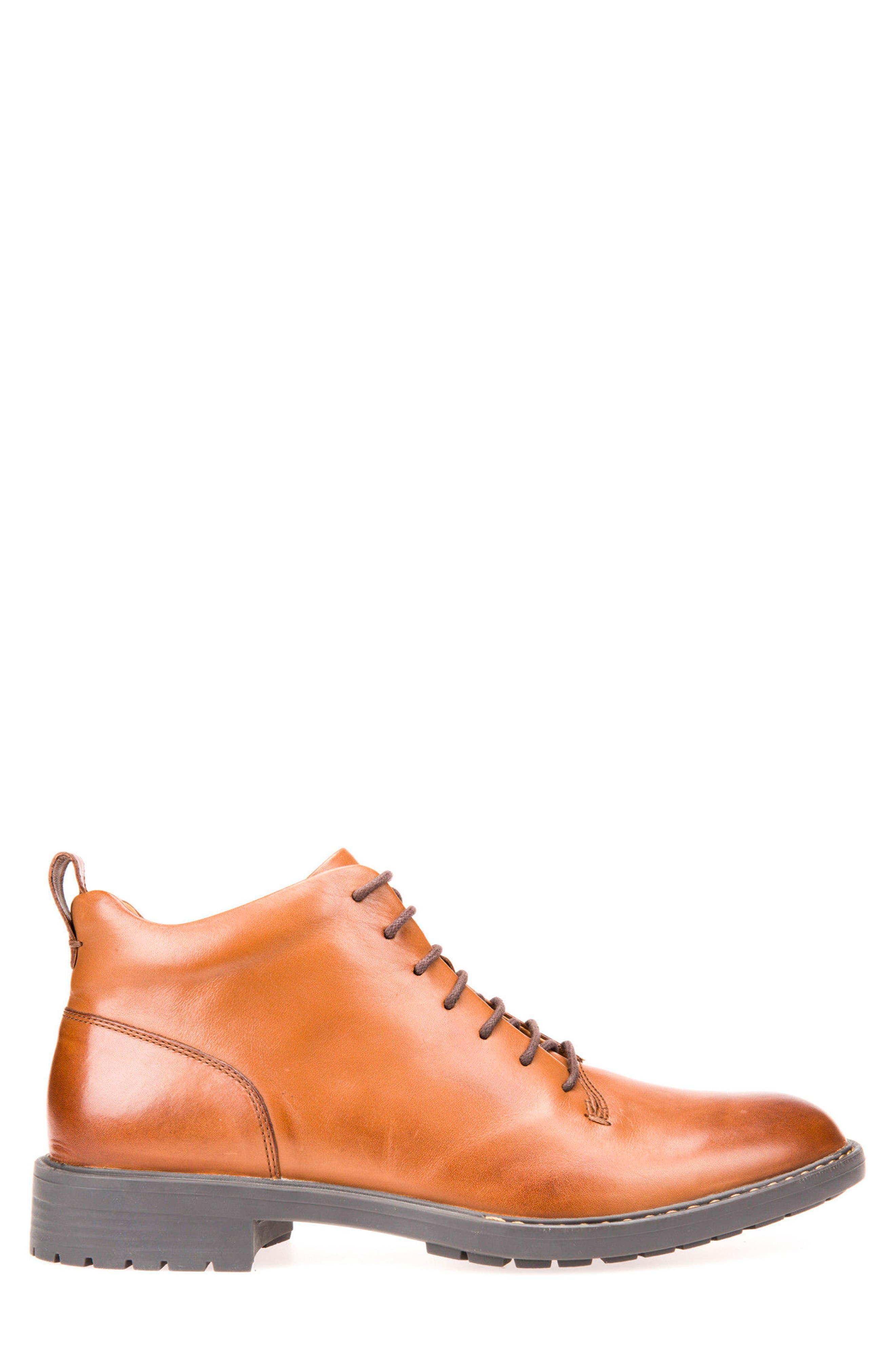 Alternate Image 3  - Geox Kapsian Plain Toe Boot (Men)