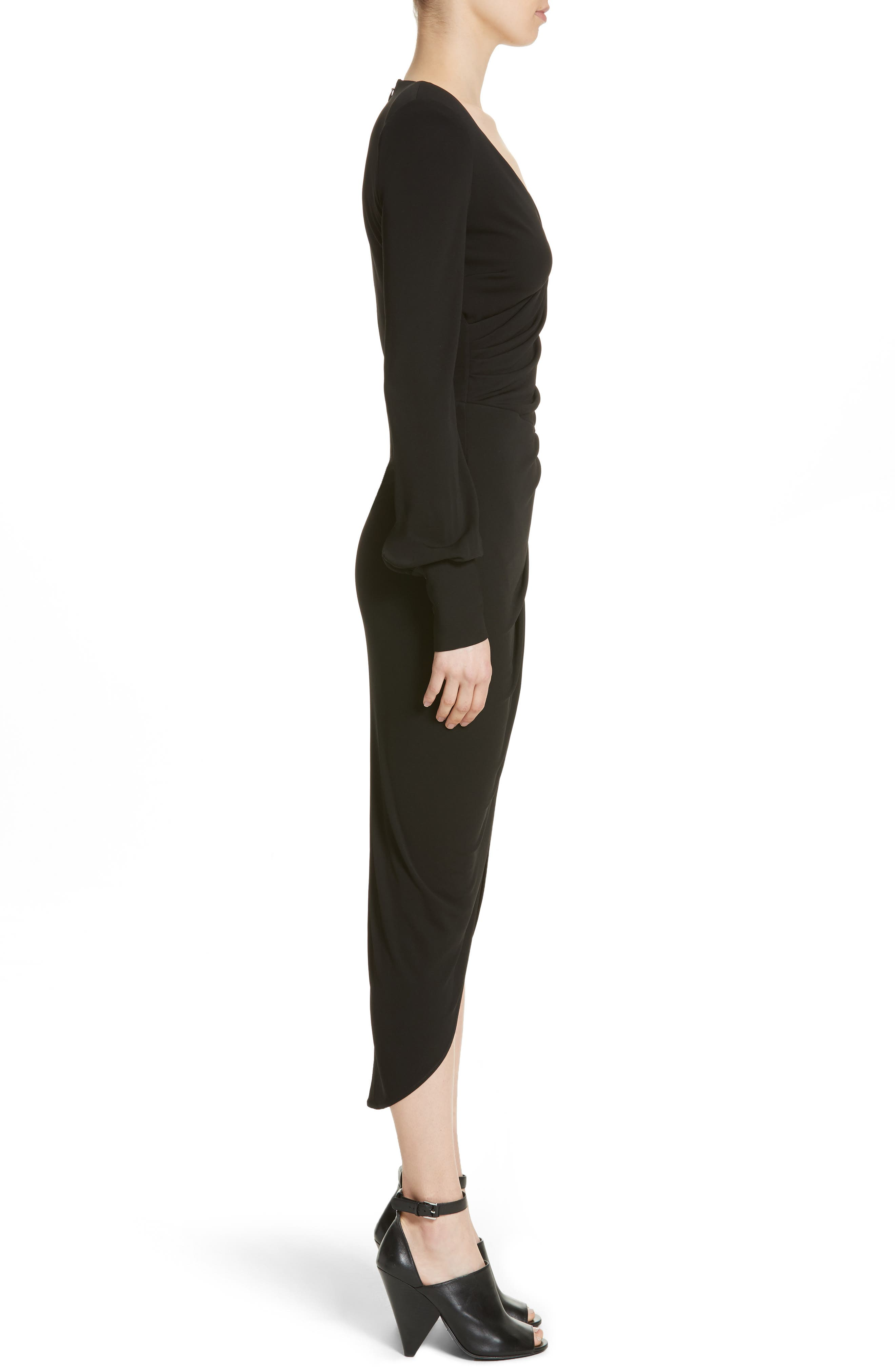 Alternate Image 5  - Michael Kors Stretch Jersey Wrap Dress