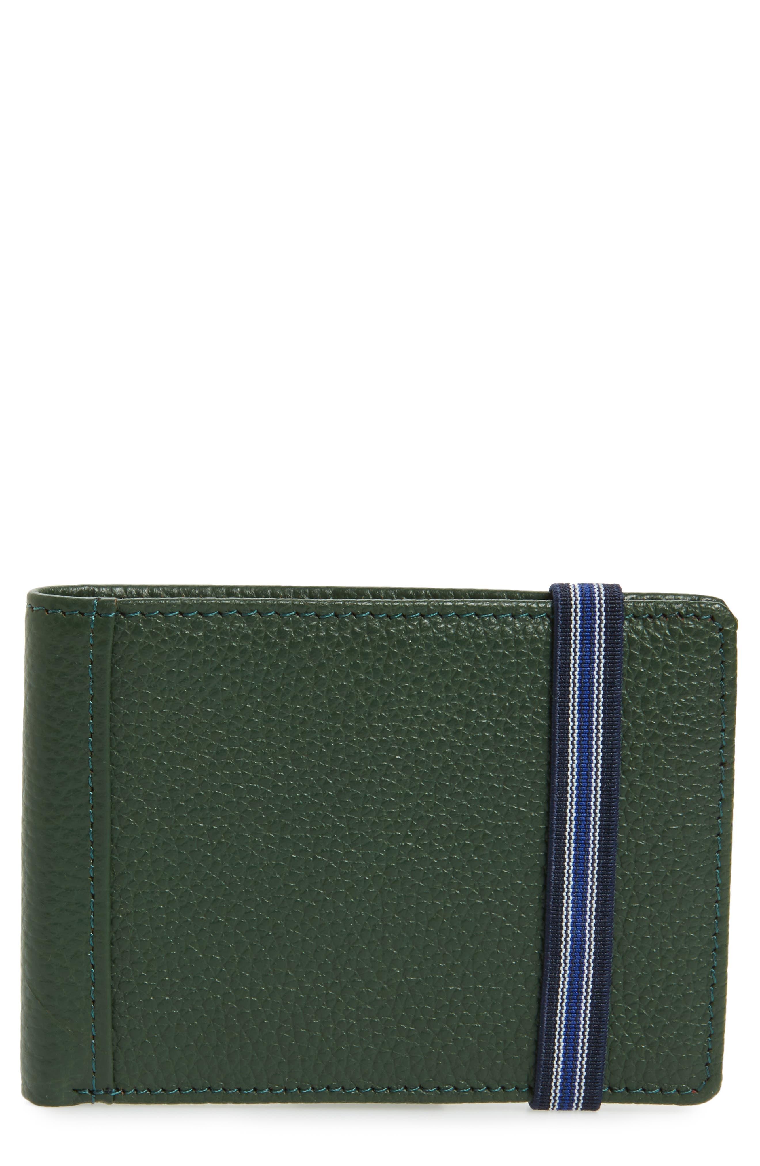 1901 Hudson Leather Wallet