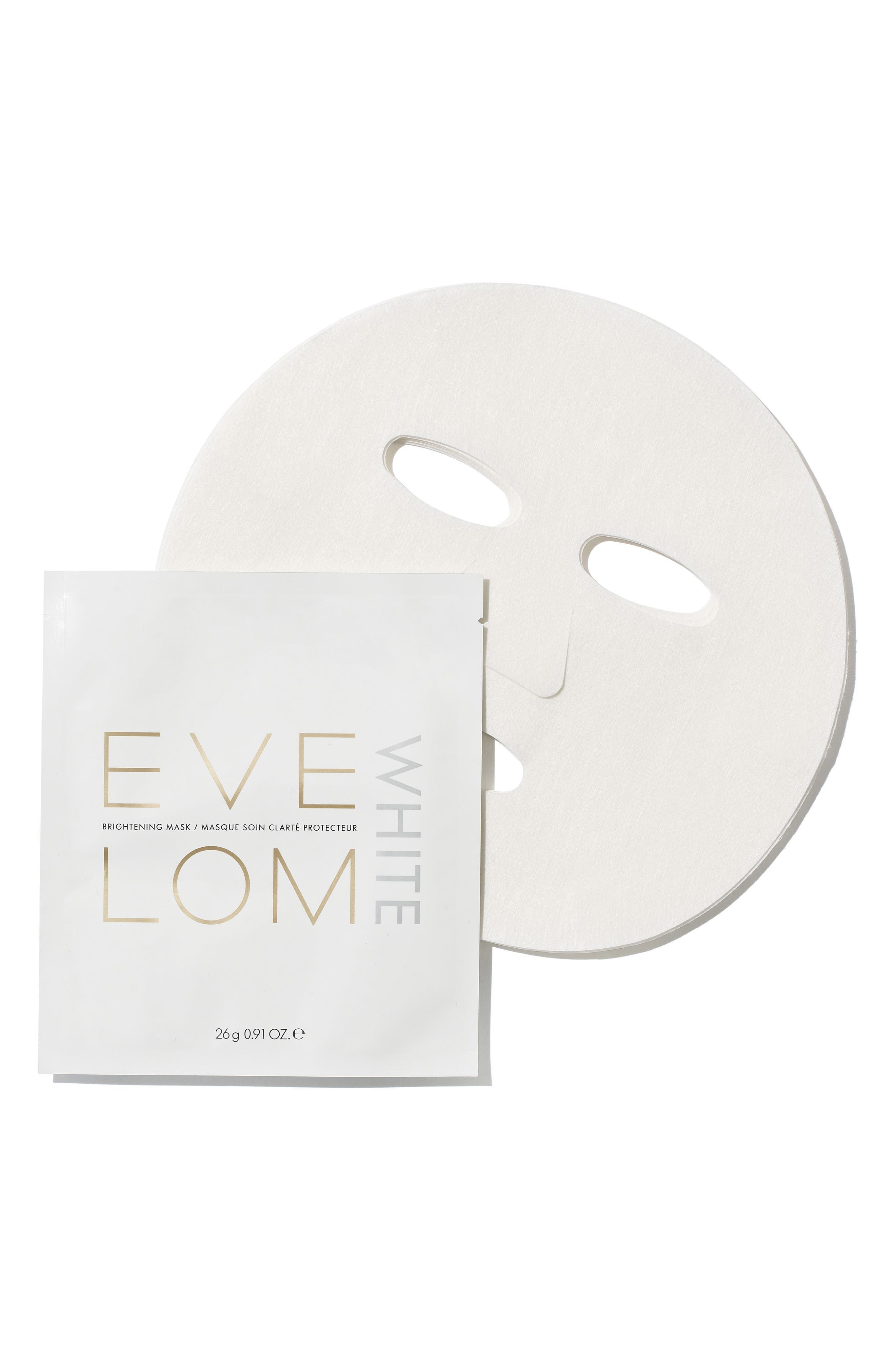 SPACE.NK.apothecary EVE LOM White Brightening Mask,                             Main thumbnail 1, color,                             No Color