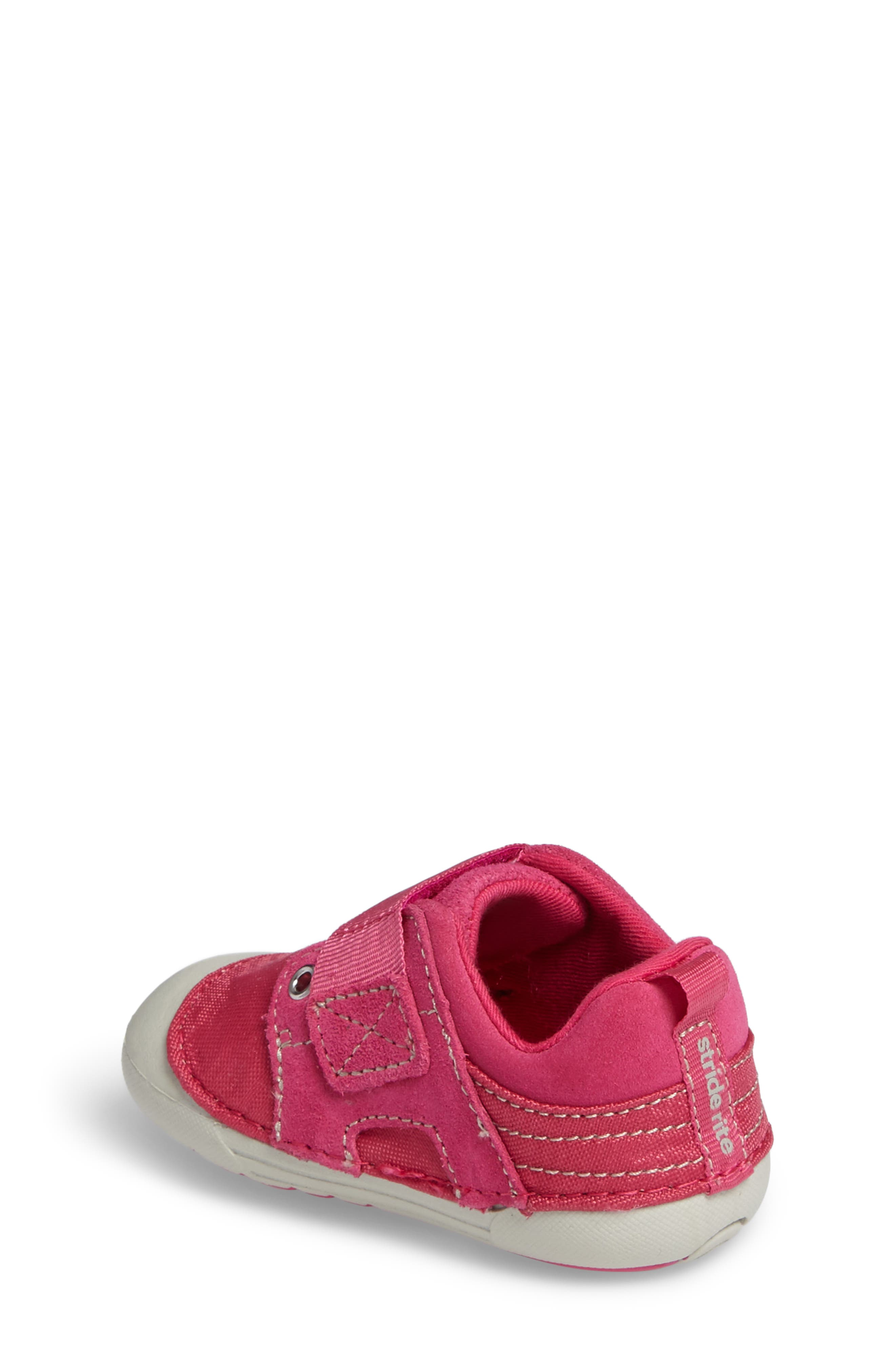 Soft Motion<sup>™</sup> Cameron Sneaker,                             Alternate thumbnail 2, color,                             Pink