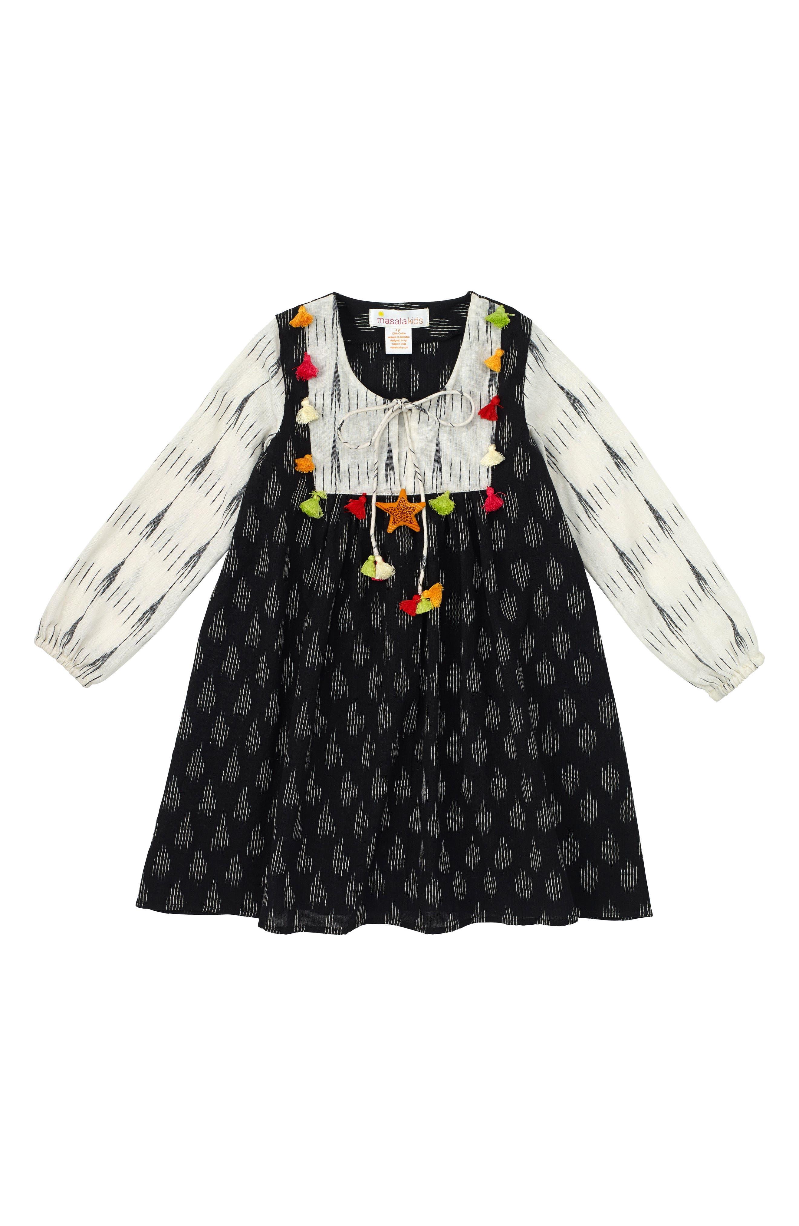 MASALABABY Mali Ikat Tunic Dress