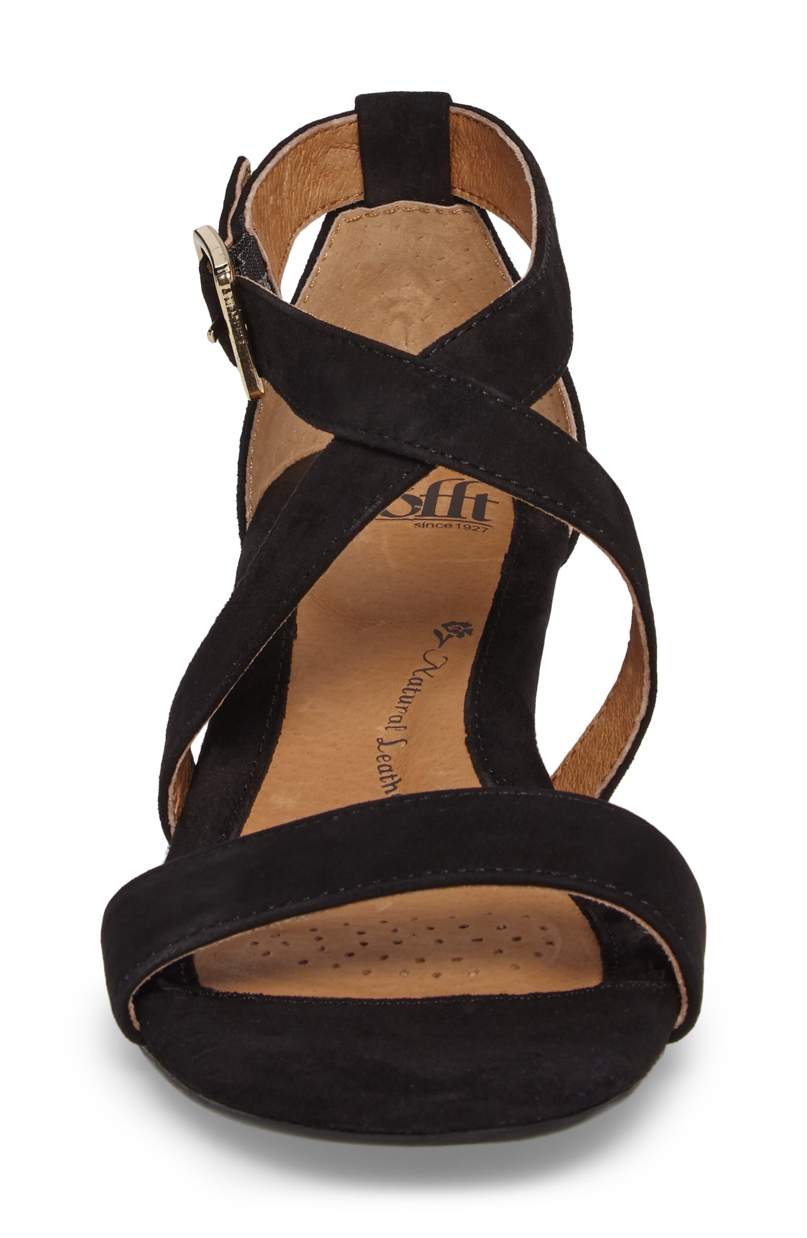 Alternate Image 4  - Söfft 'Innis' Low Wedge Sandal (Women)