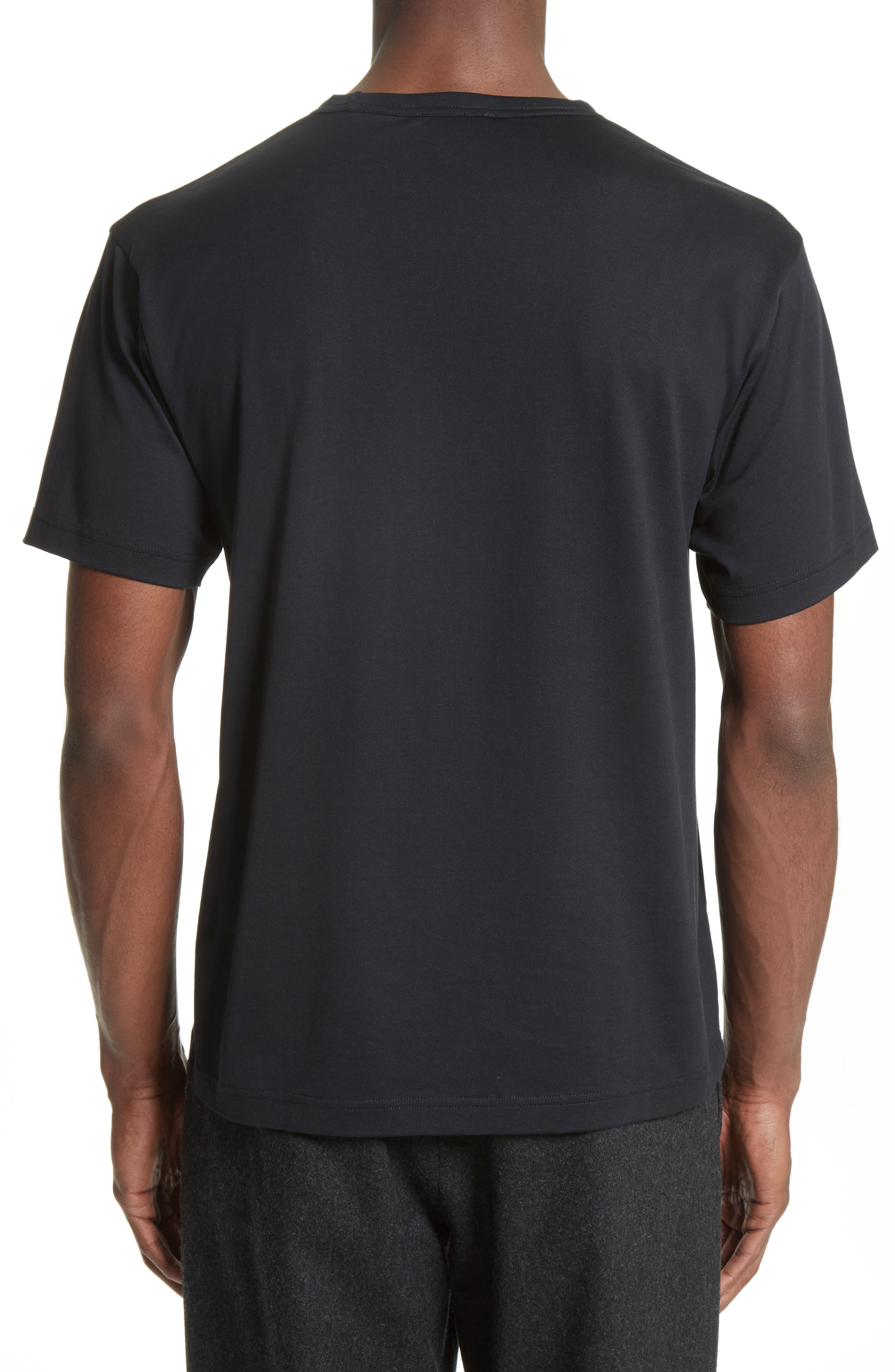 Nash Face T-Shirt,                             Alternate thumbnail 2, color,                             Black