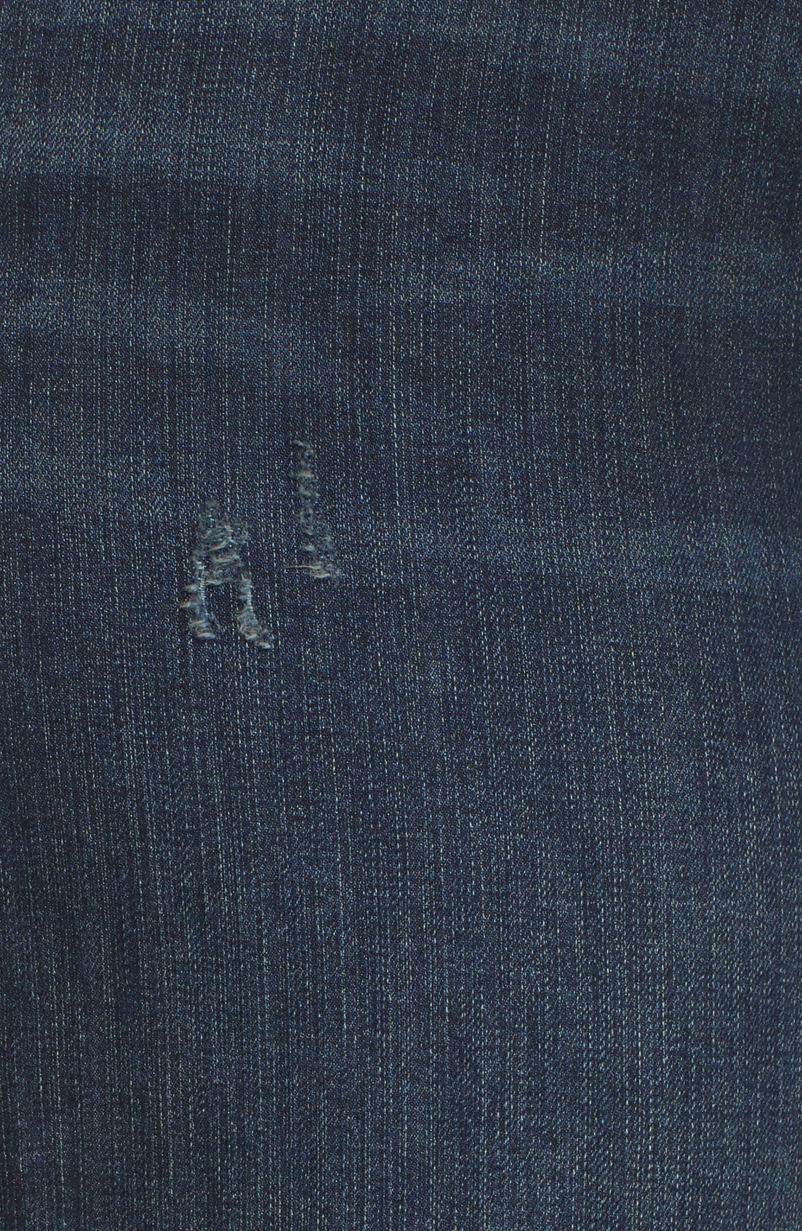 Boyfriend Jeans,                             Alternate thumbnail 5, color,                             Mirage Wash