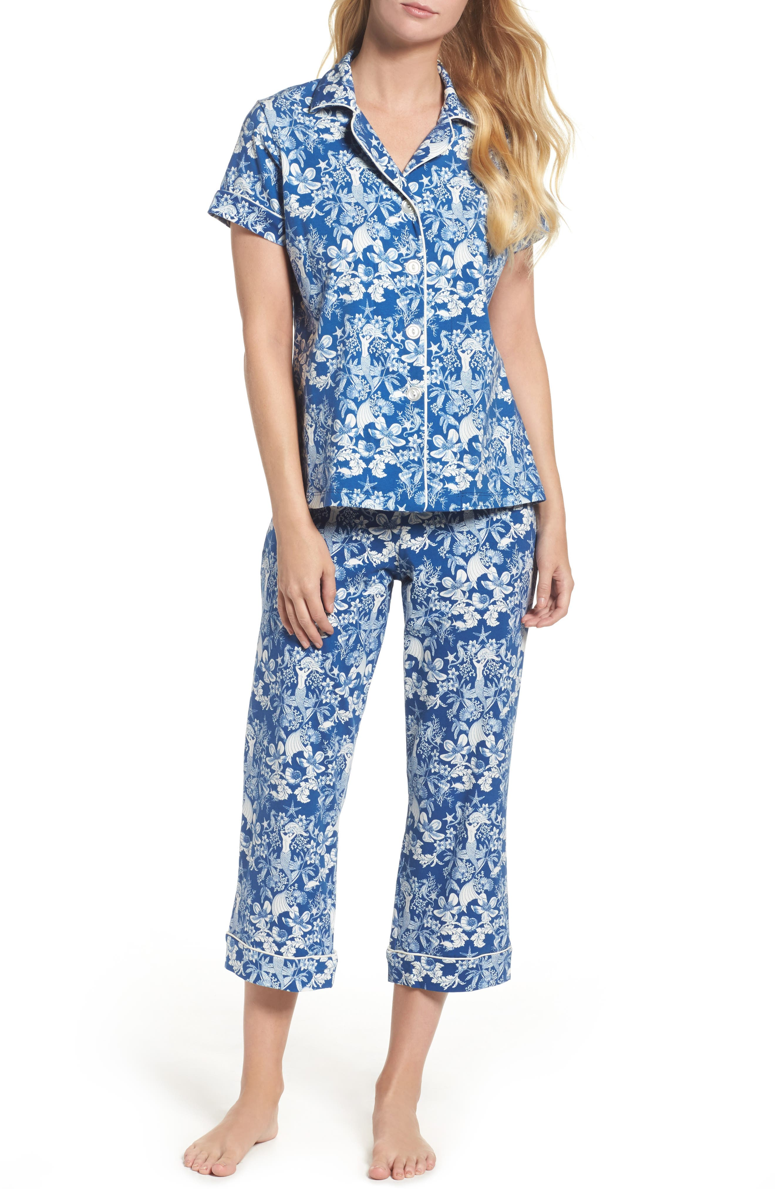 BEDHEAD Crop Pajamas