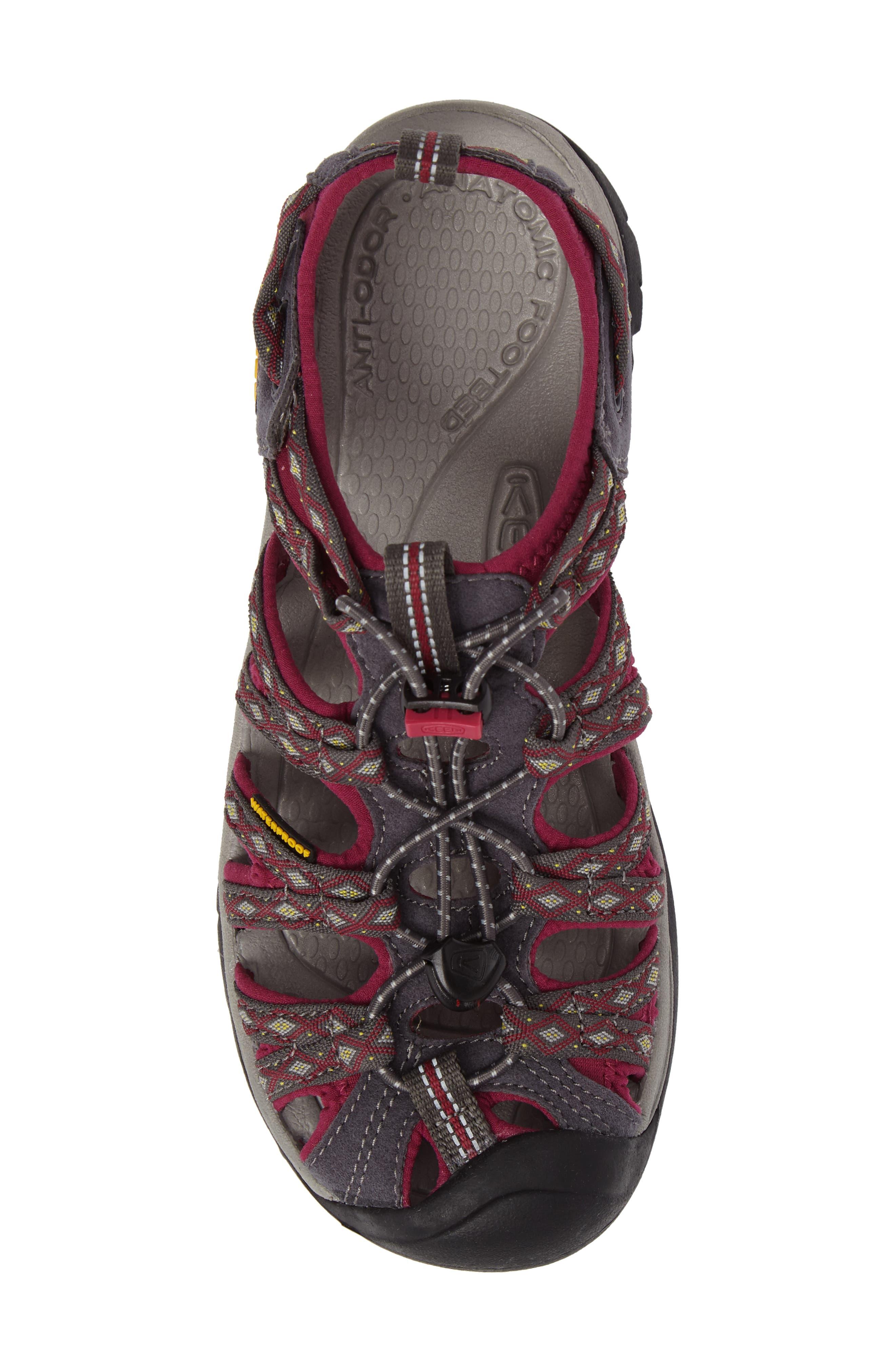 Alternate Image 5  - Keen 'Whisper' Water Friendly Sport Sandal (Women)