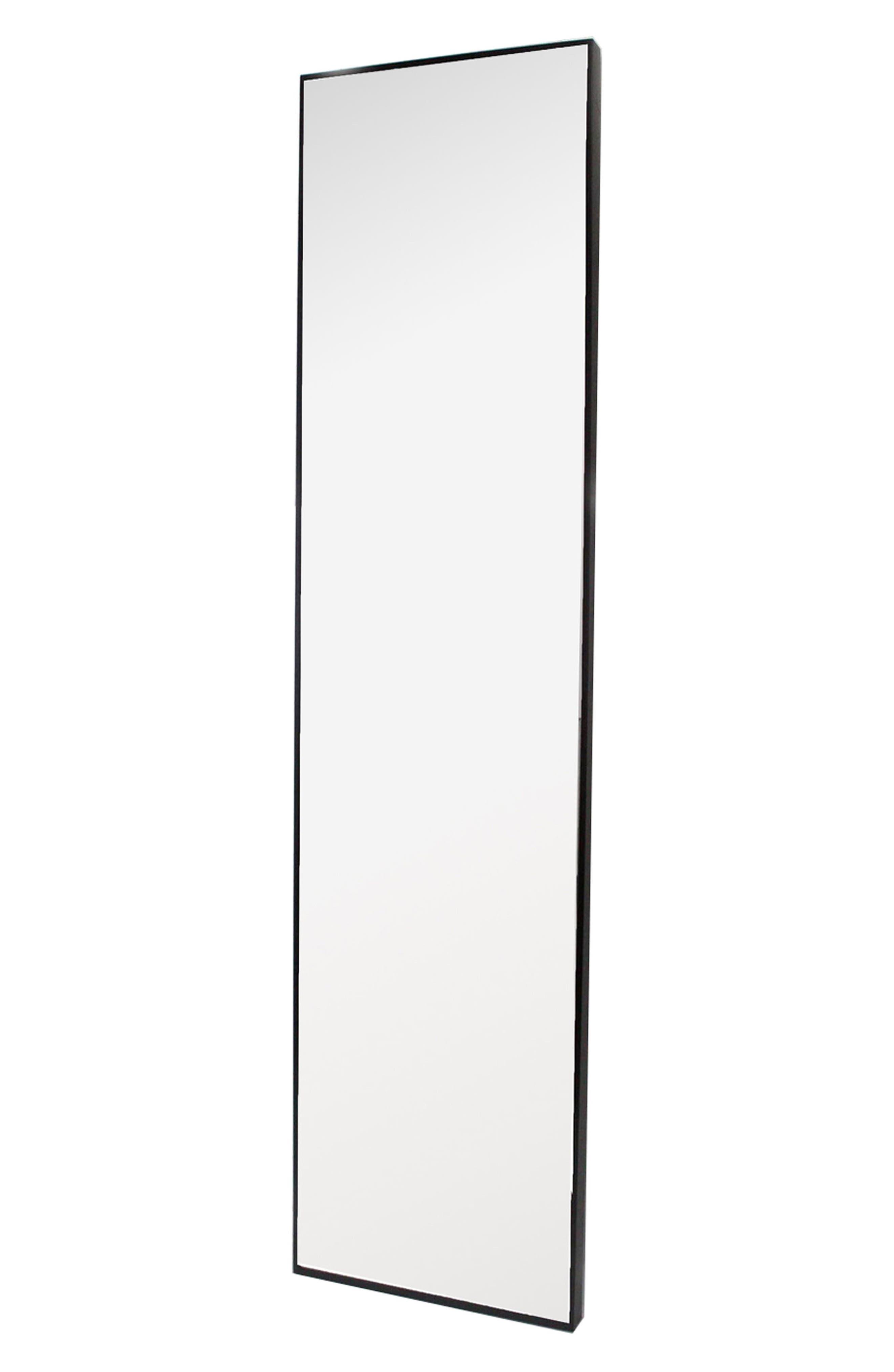 Crystal Art Gallery Wood Wall Mirror
