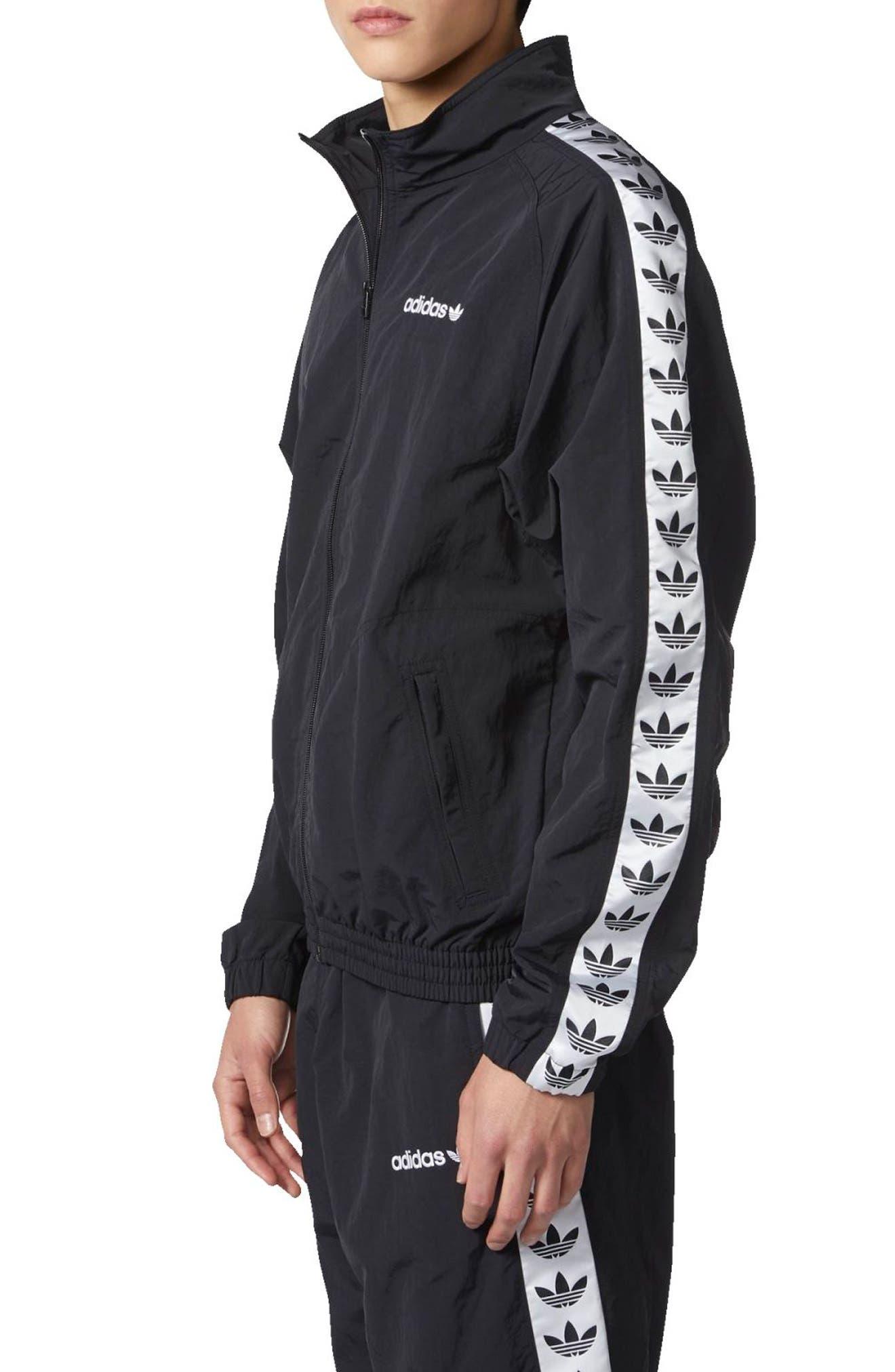 Alternate Image 3  - adidas Originals TNT Tape Wind Jacket