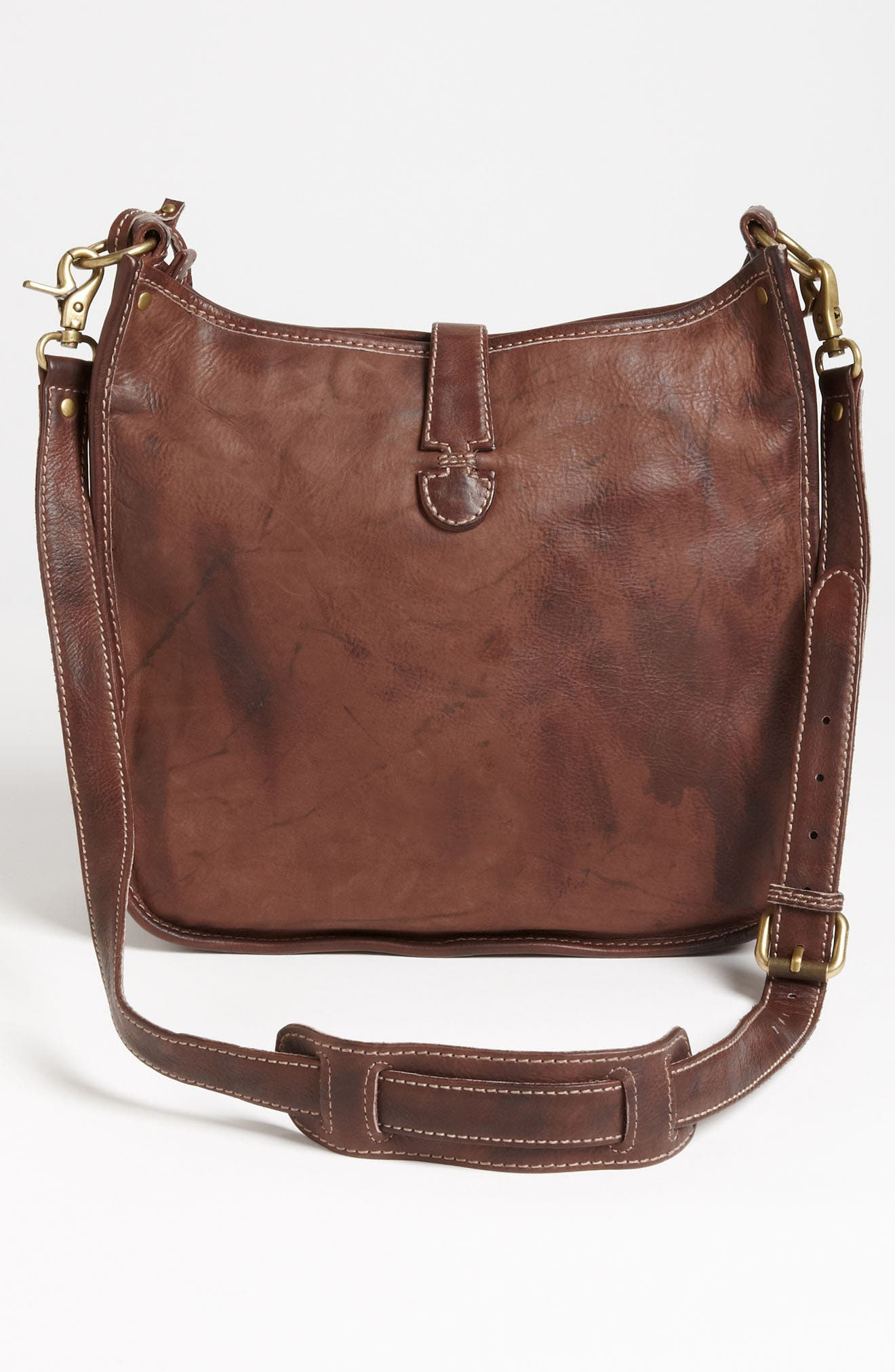Alternate Image 3  - Frye 'Campus' Leather Crossbody Bag