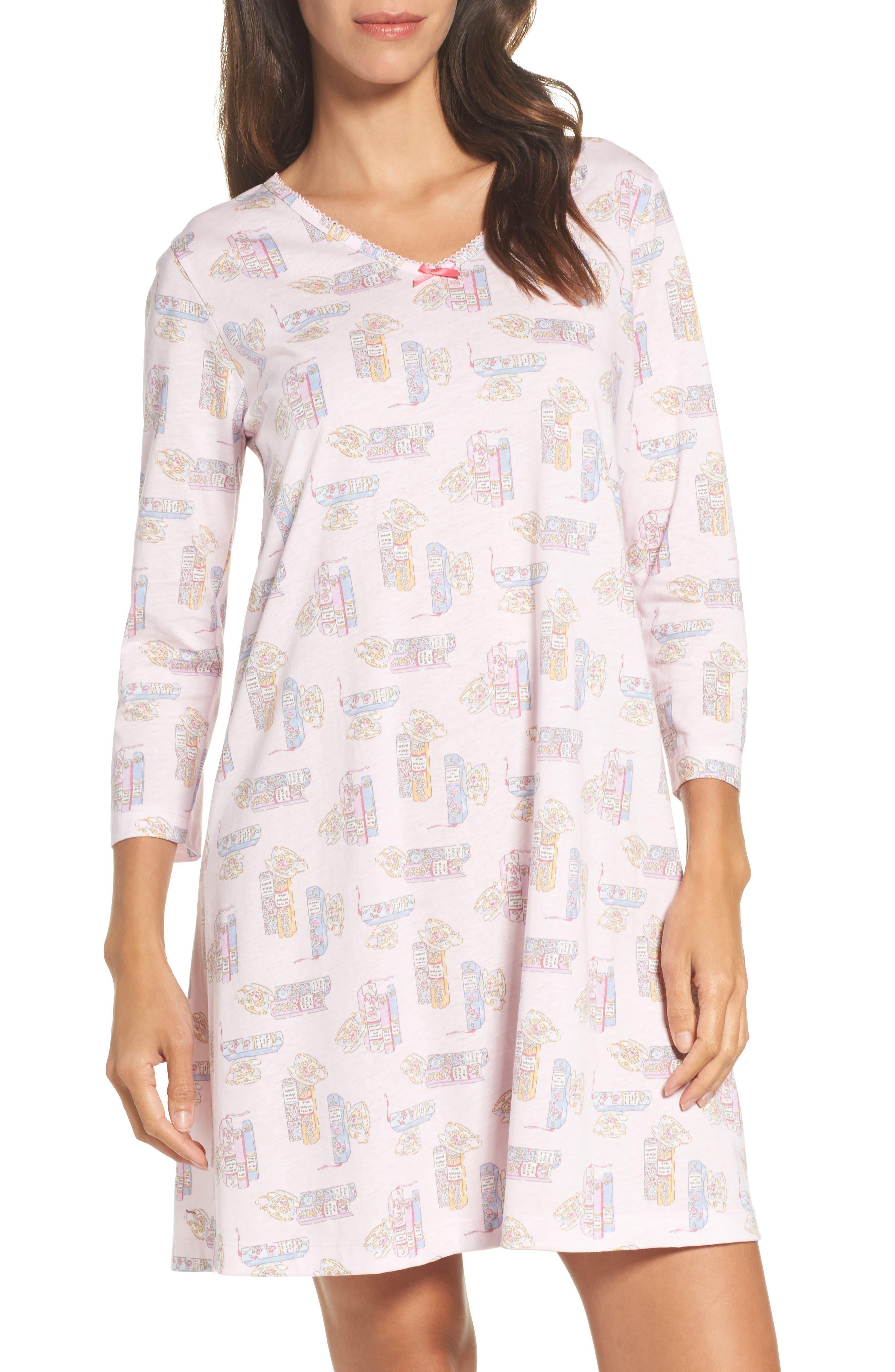 Alternate Image 1 Selected - Carole Hochman Sleep Shirt