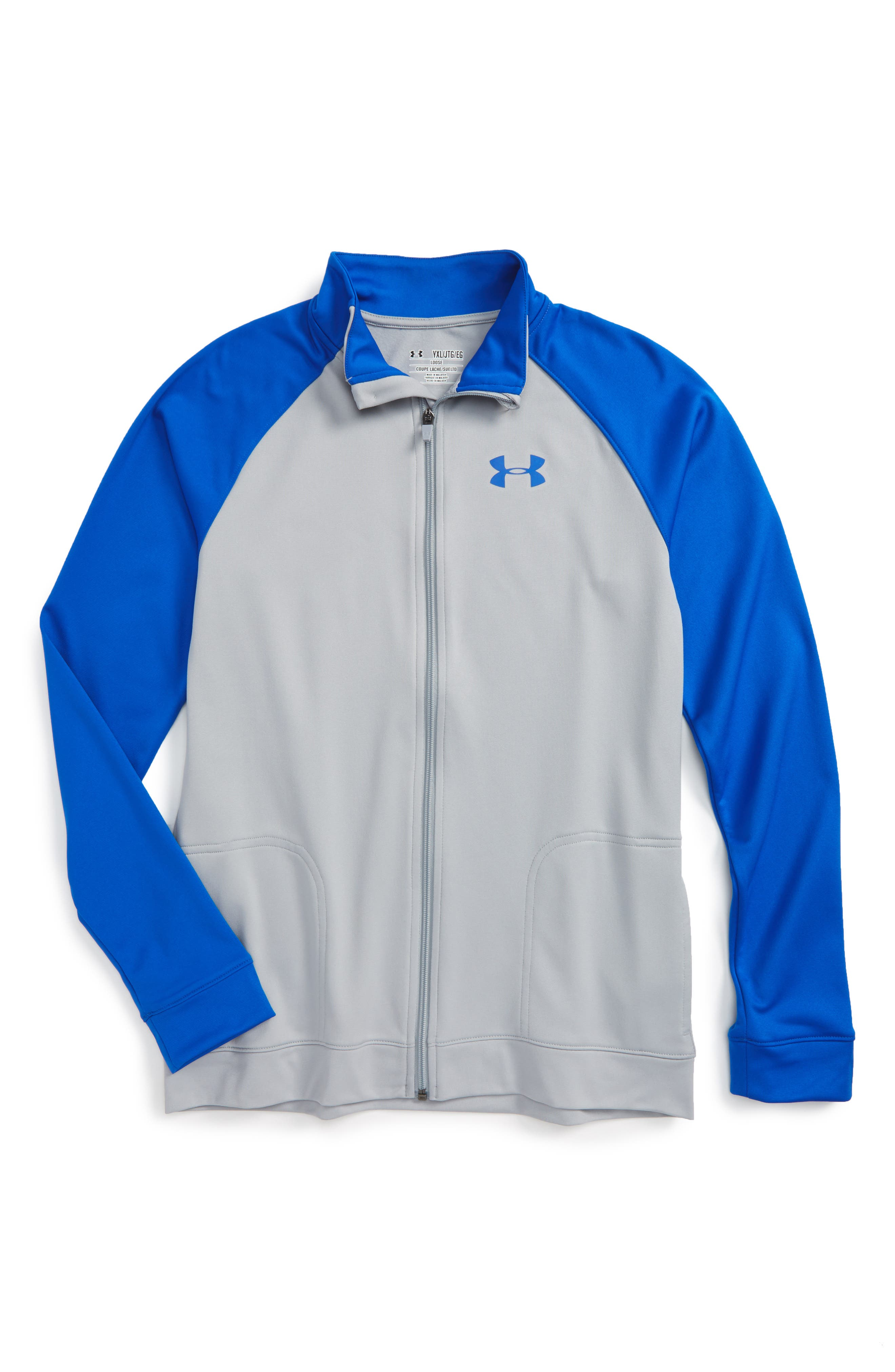 Under Armour Zip-Up Track Jacket (Little Boys & Big Boys)